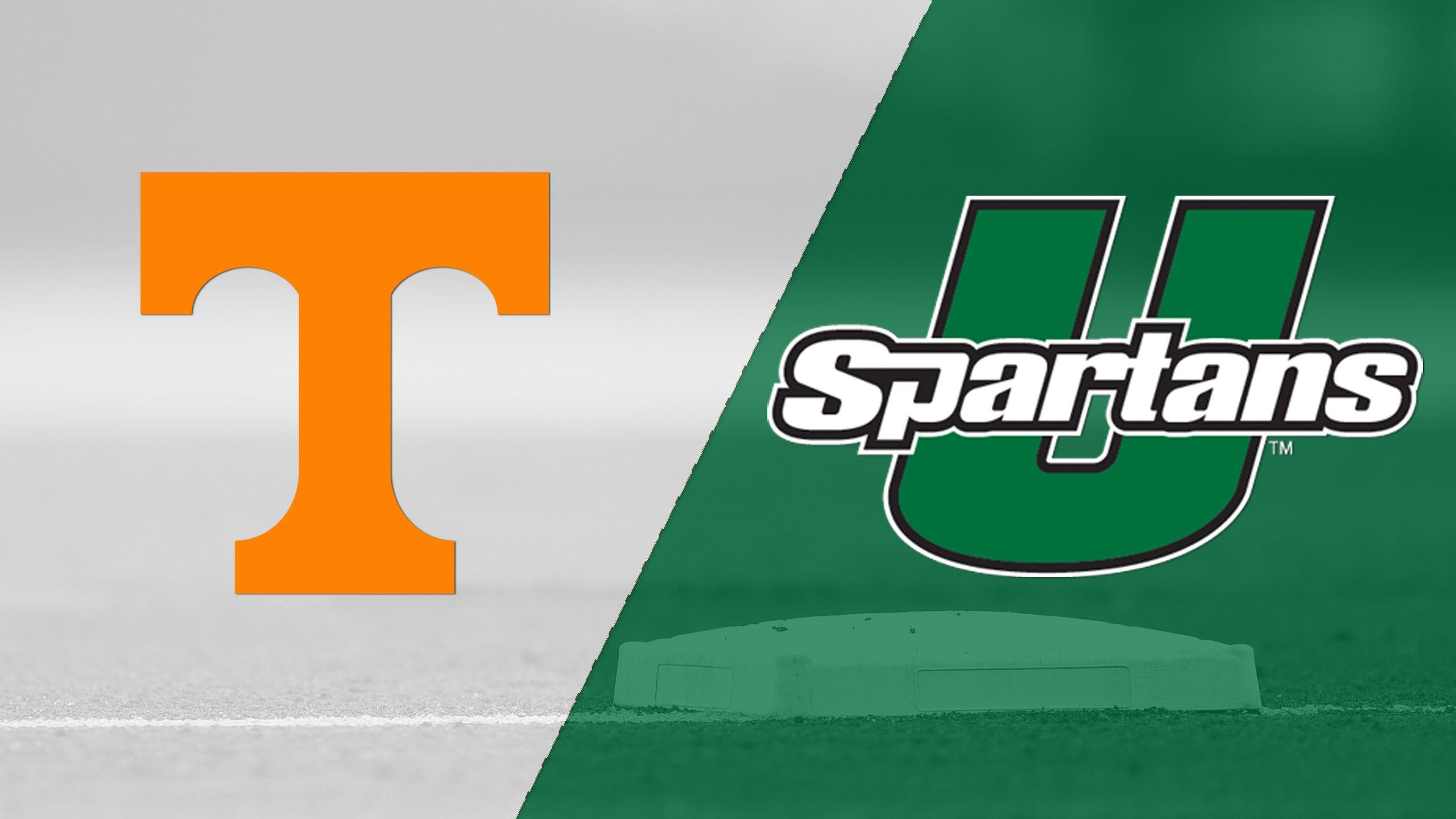 #8 Tennessee vs. USC Upstate (Site 1 / Game 3) (NCAA Softball Championship)