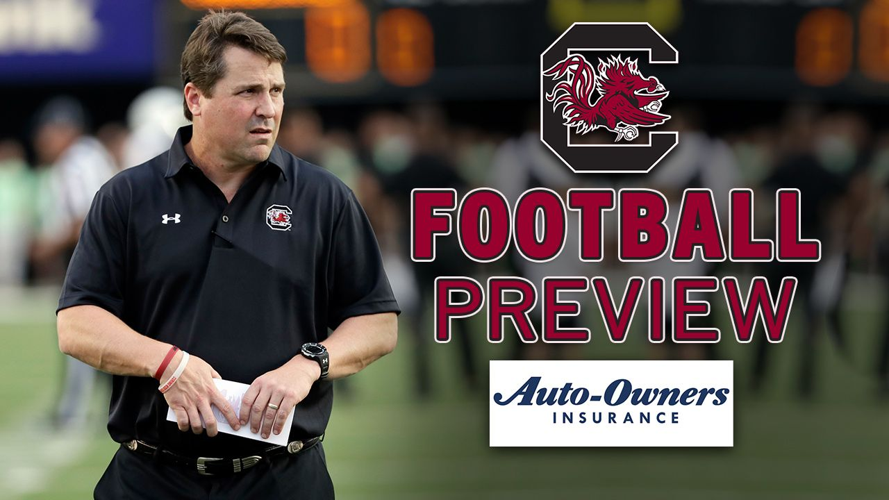 South Carolina Football Preview Presented by Auto-Owners Insurance