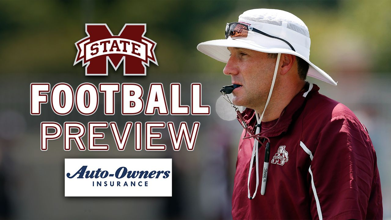Mississippi State Football Preview Presented by Auto-Owners Insurance