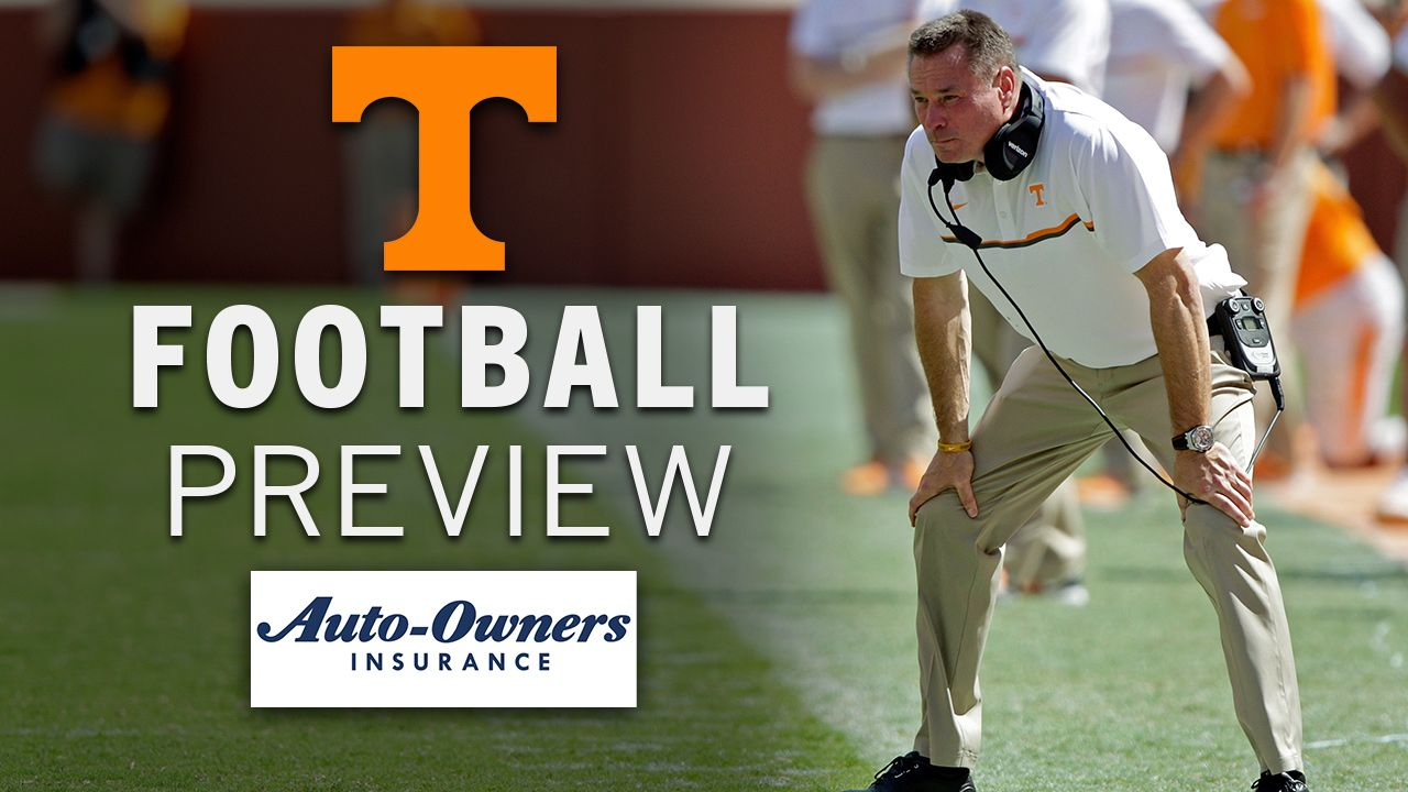 Tennessee Football Preview Presented by Auto-Owners Insurance