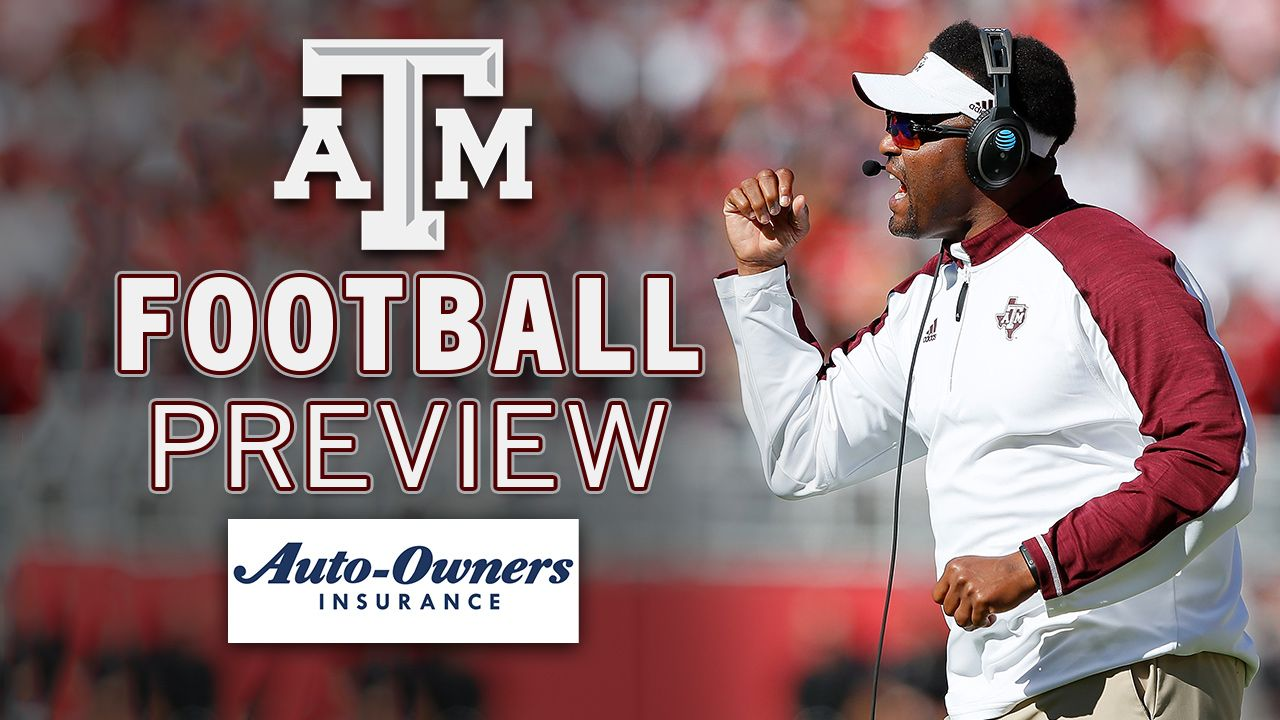 Texas A&M Football Preview Presented by Auto-Owners Insurance