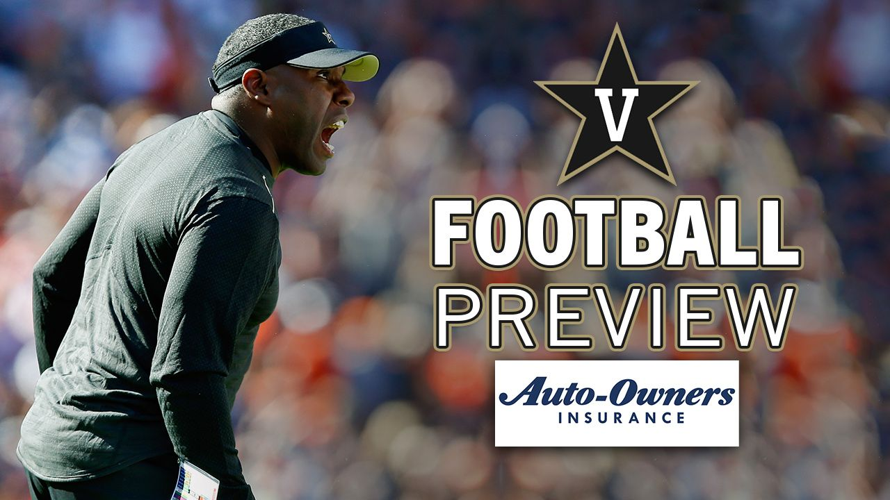 Vanderbilt Football Preview Presented by Auto-Owners Insurance