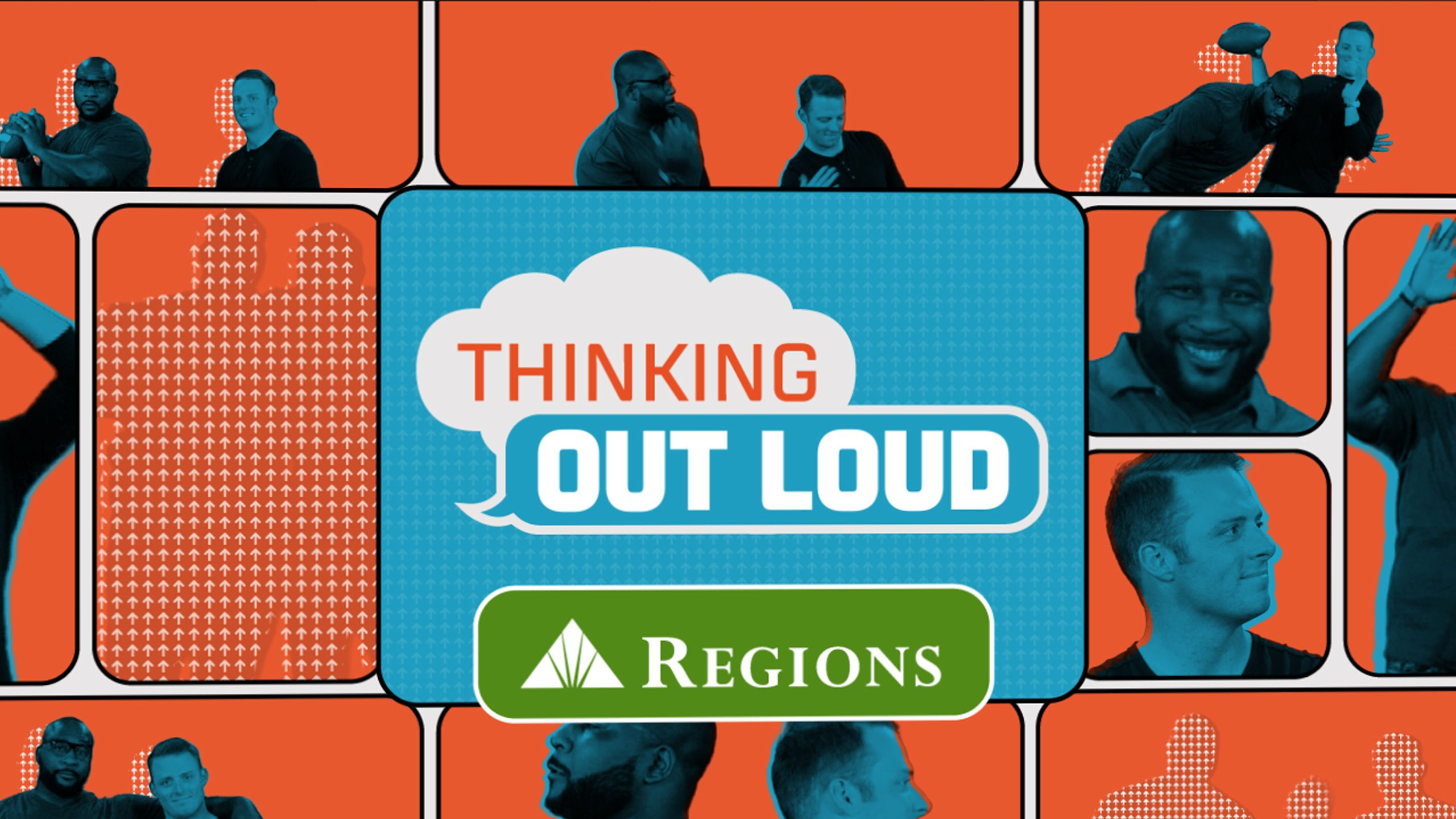 Mon, 10/16 - Thinking Out Loud Presented by Regions Bank