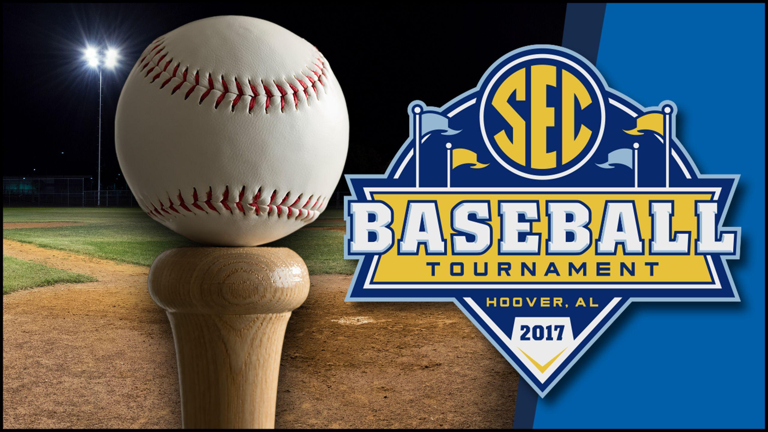 SEC Baseball Championship Press Conference