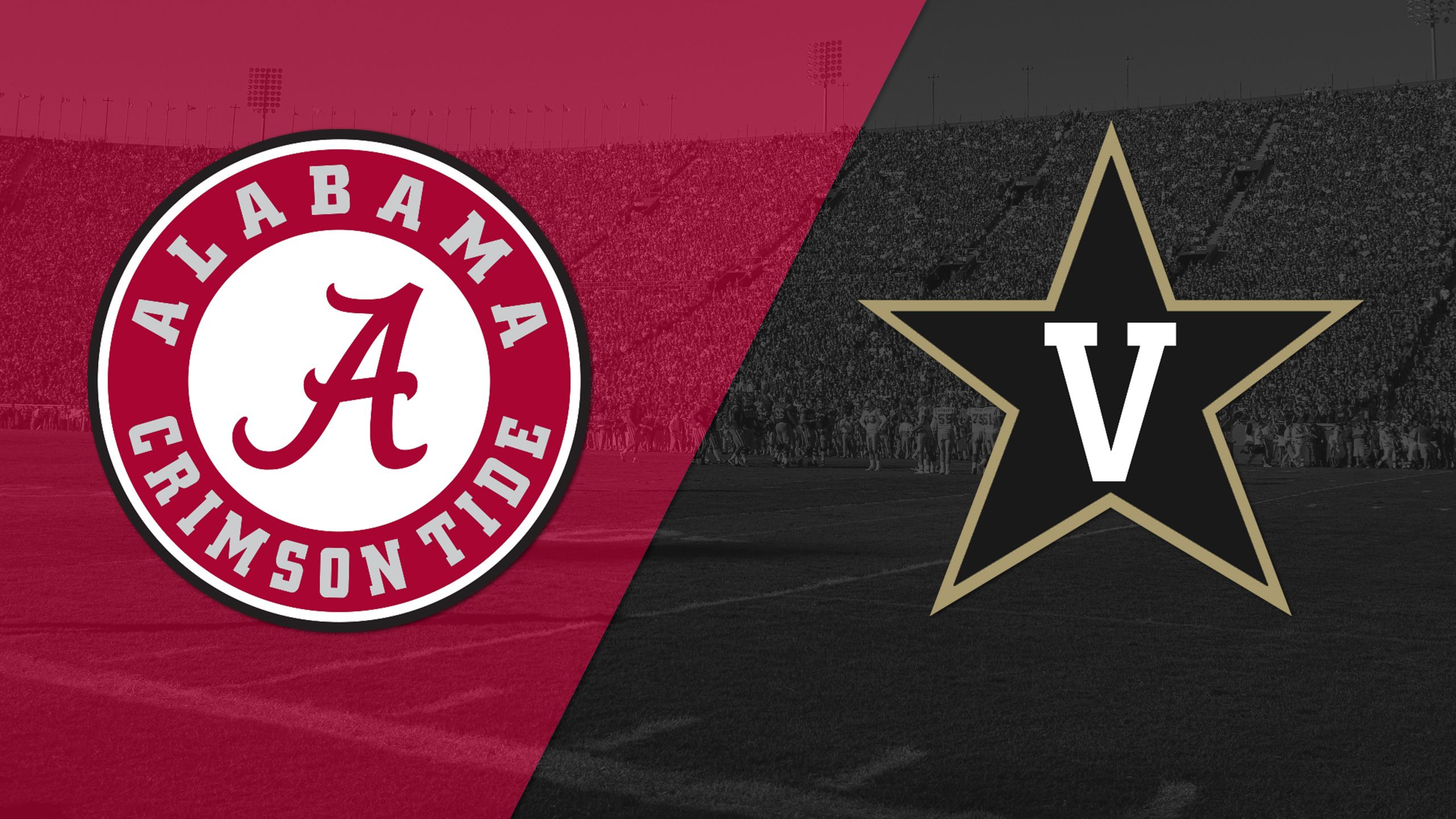 #1 Alabama vs. Vanderbilt (Football)