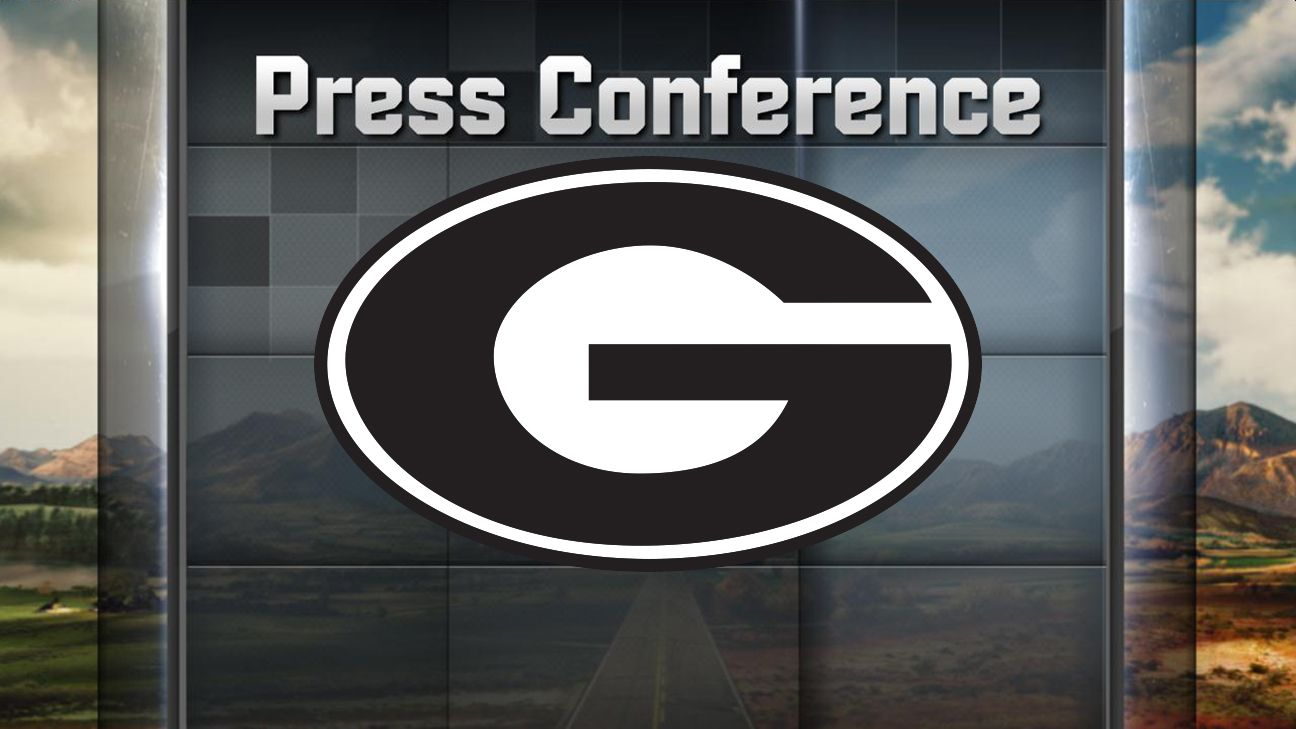 Georgia Football Weekly Press Conference
