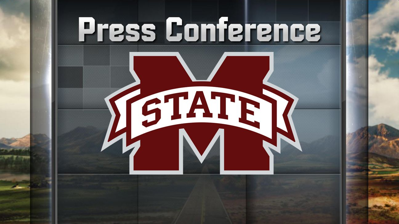 Mississippi State Football Weekly Press Conference