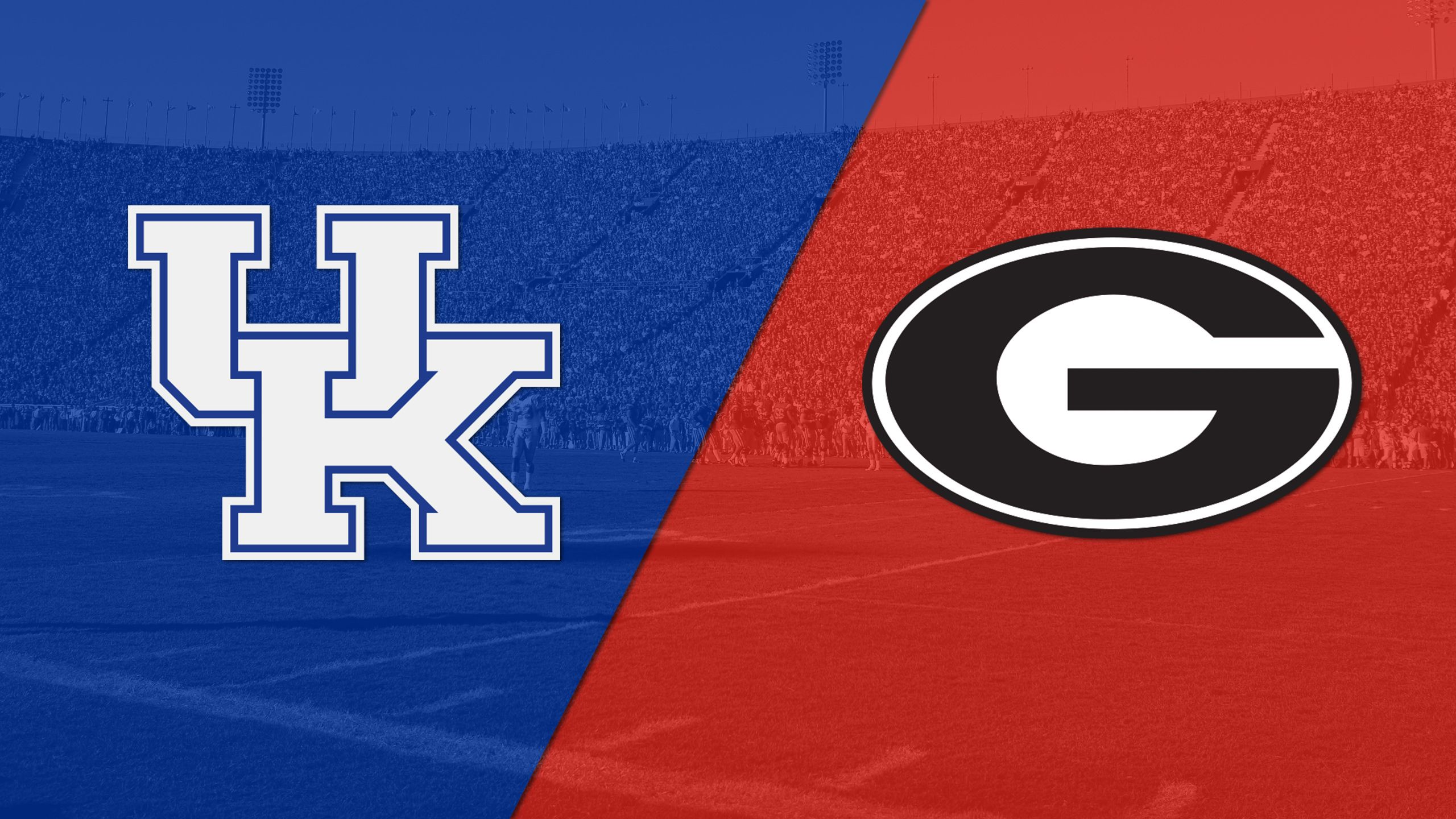 Kentucky vs. #1 Georgia (Football) (re-air)