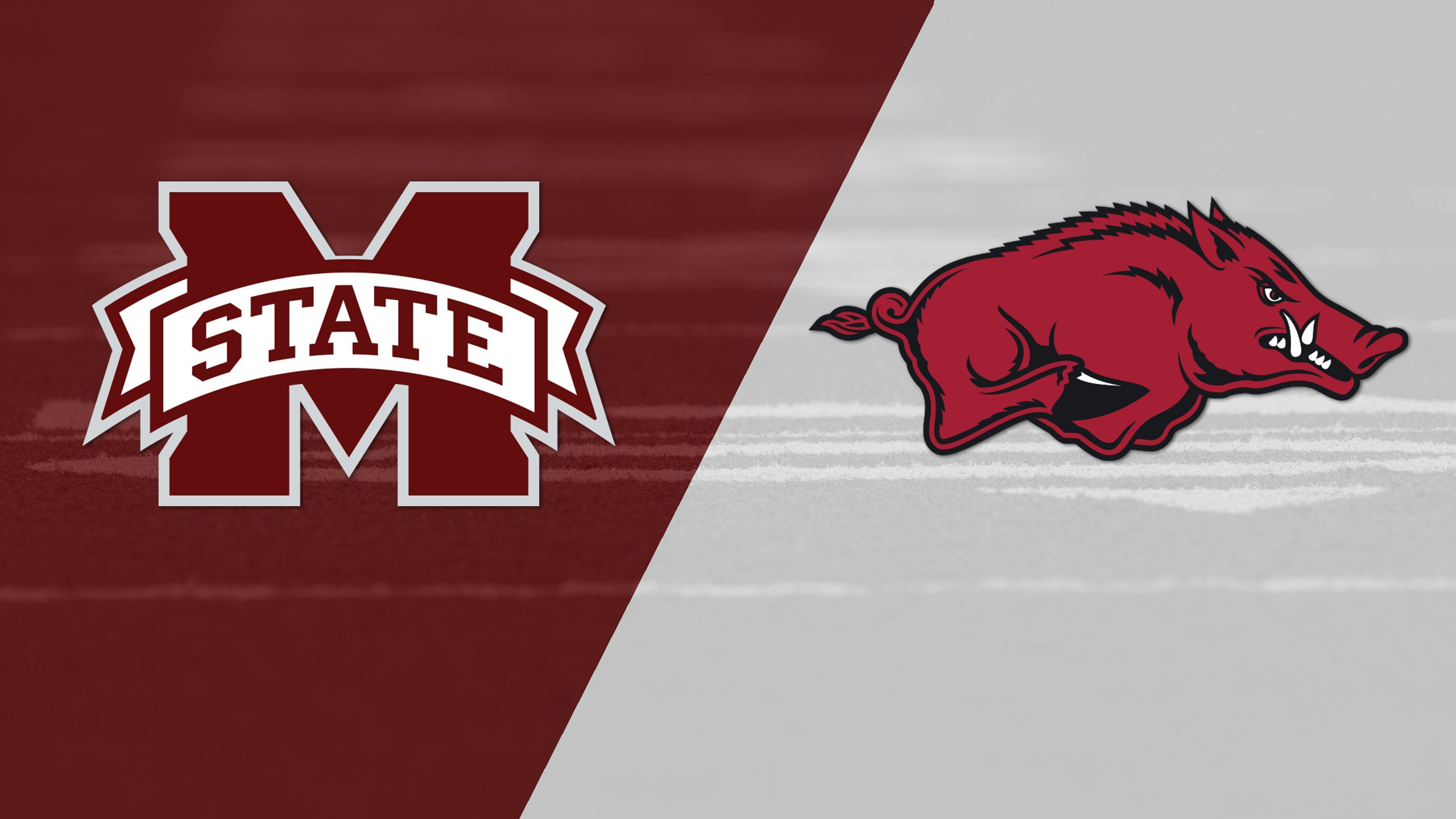 #16 Mississippi State vs. Arkansas (Football) (re-air)