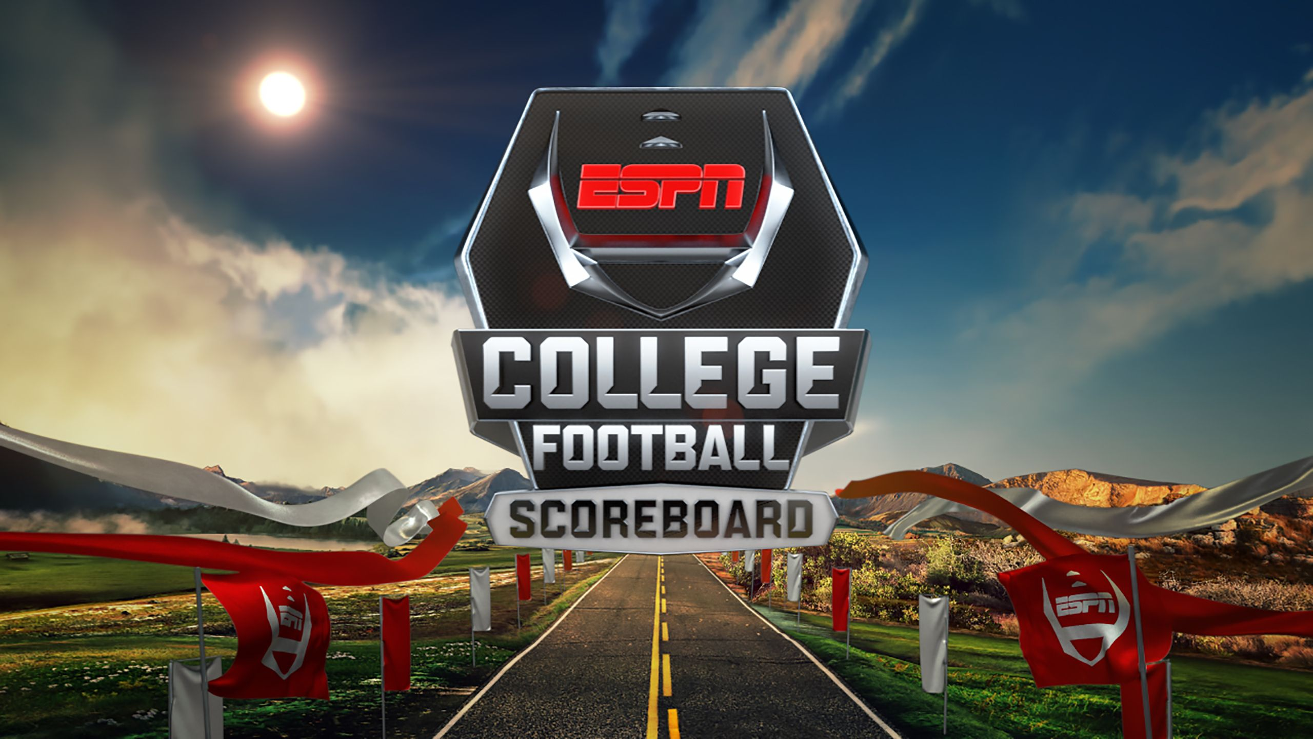 College Football Scoreboard Presented by Honda
