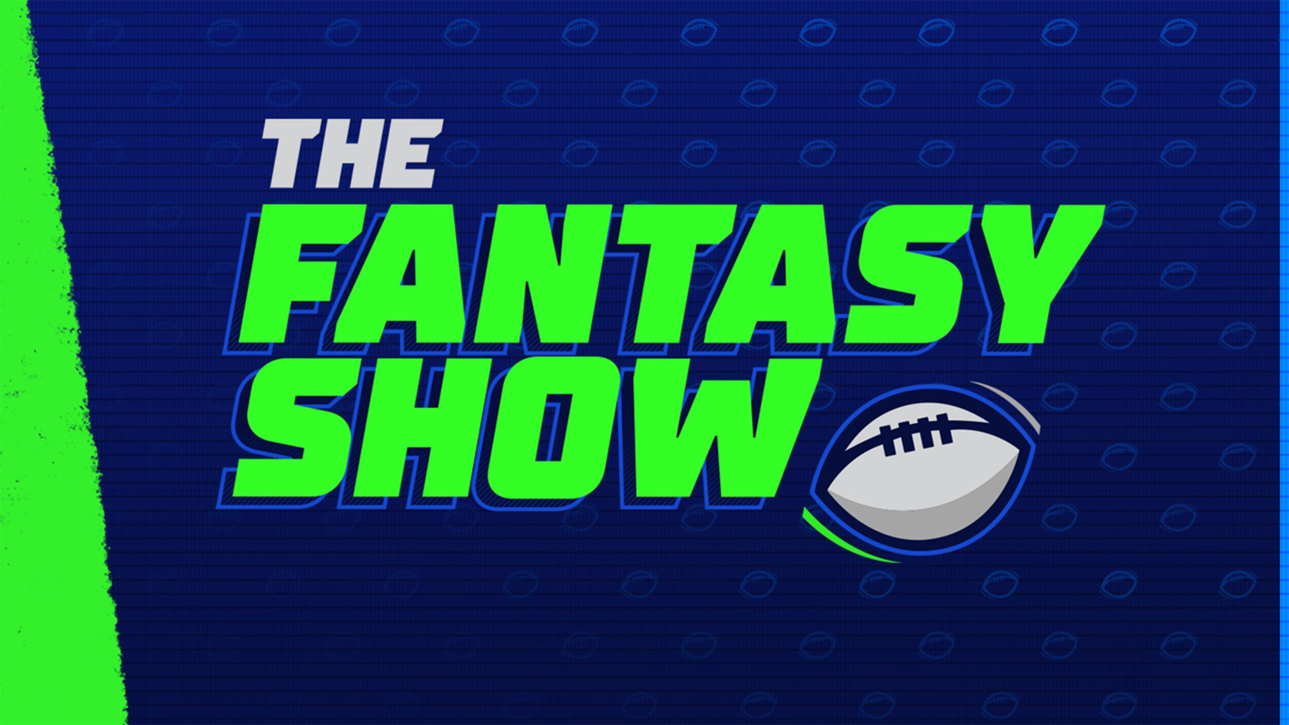 Wed, 11/22 - The Fantasy Show presented by E*Trade