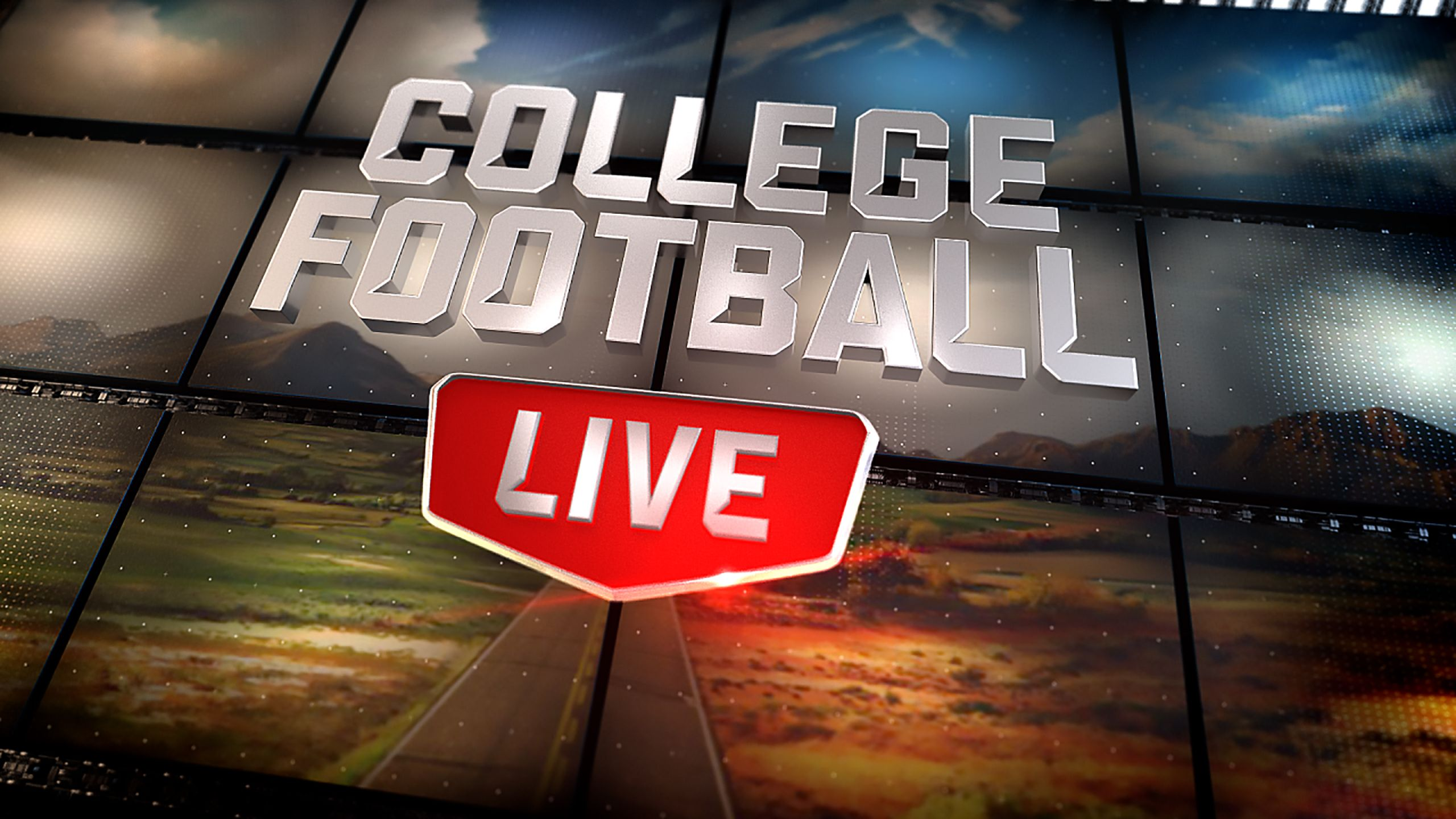 Mon, 10/16 - College Football Live