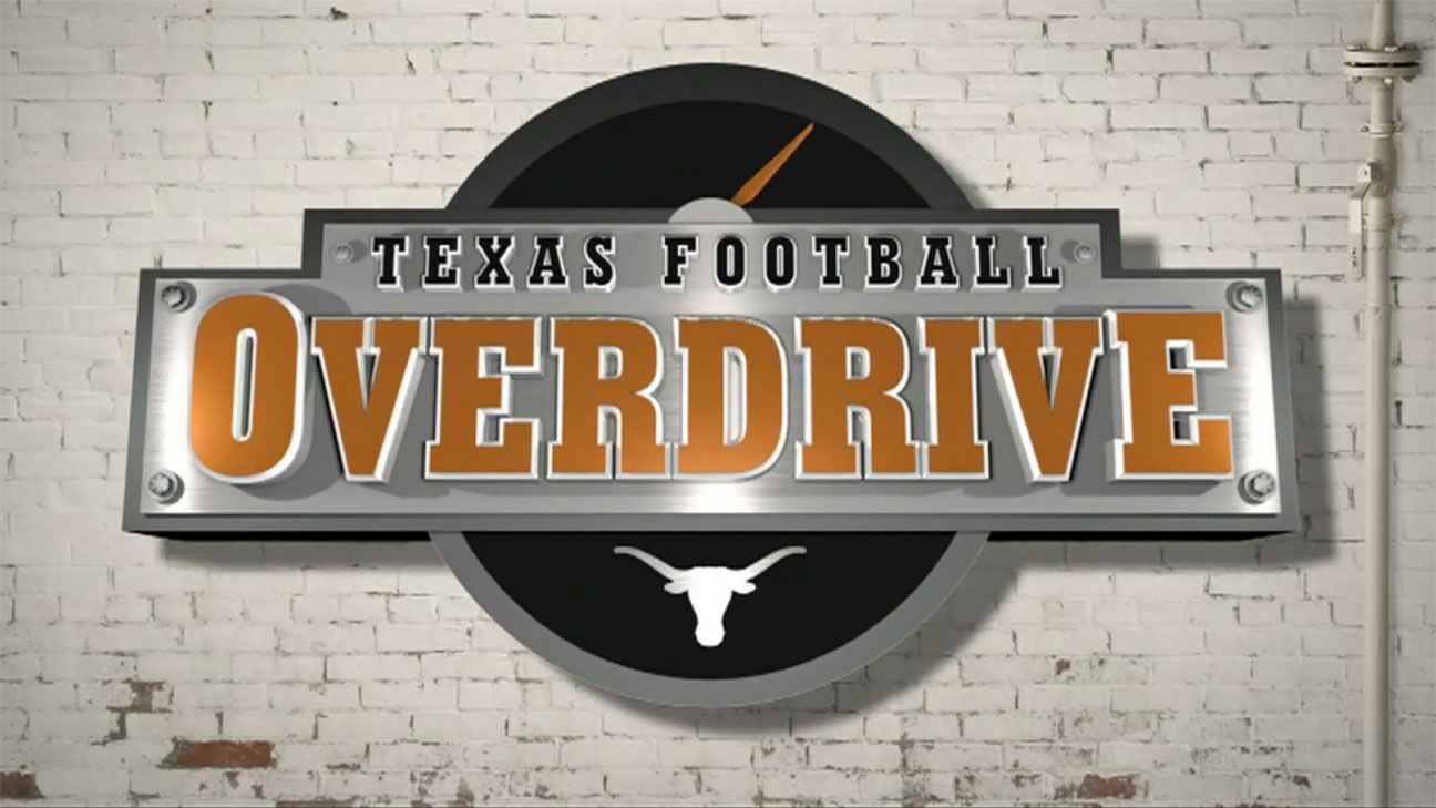 Texas Football Overdrive - Texas vs. West Virginia (re-air)