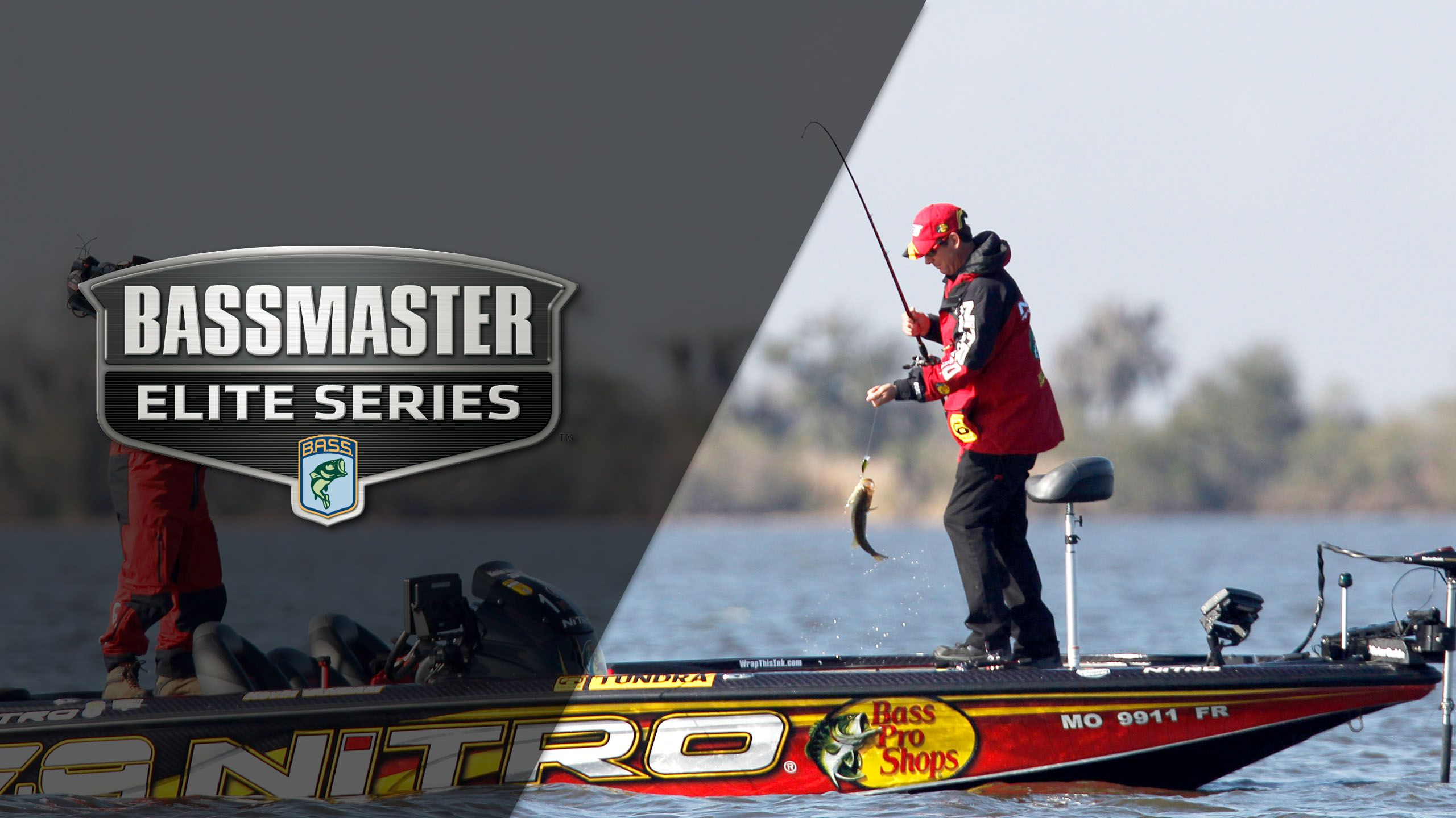 The Bassmaster Classic Bracket