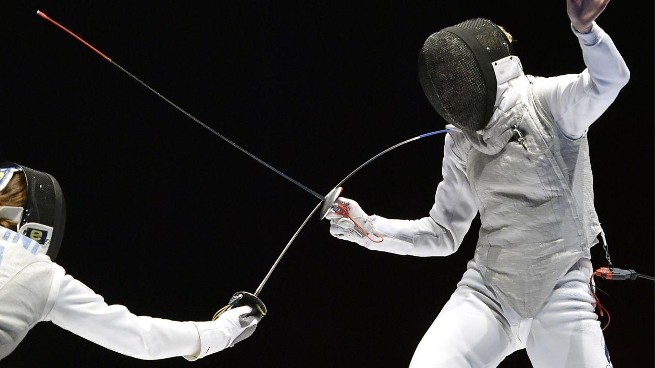 ACC Championship: Fencing