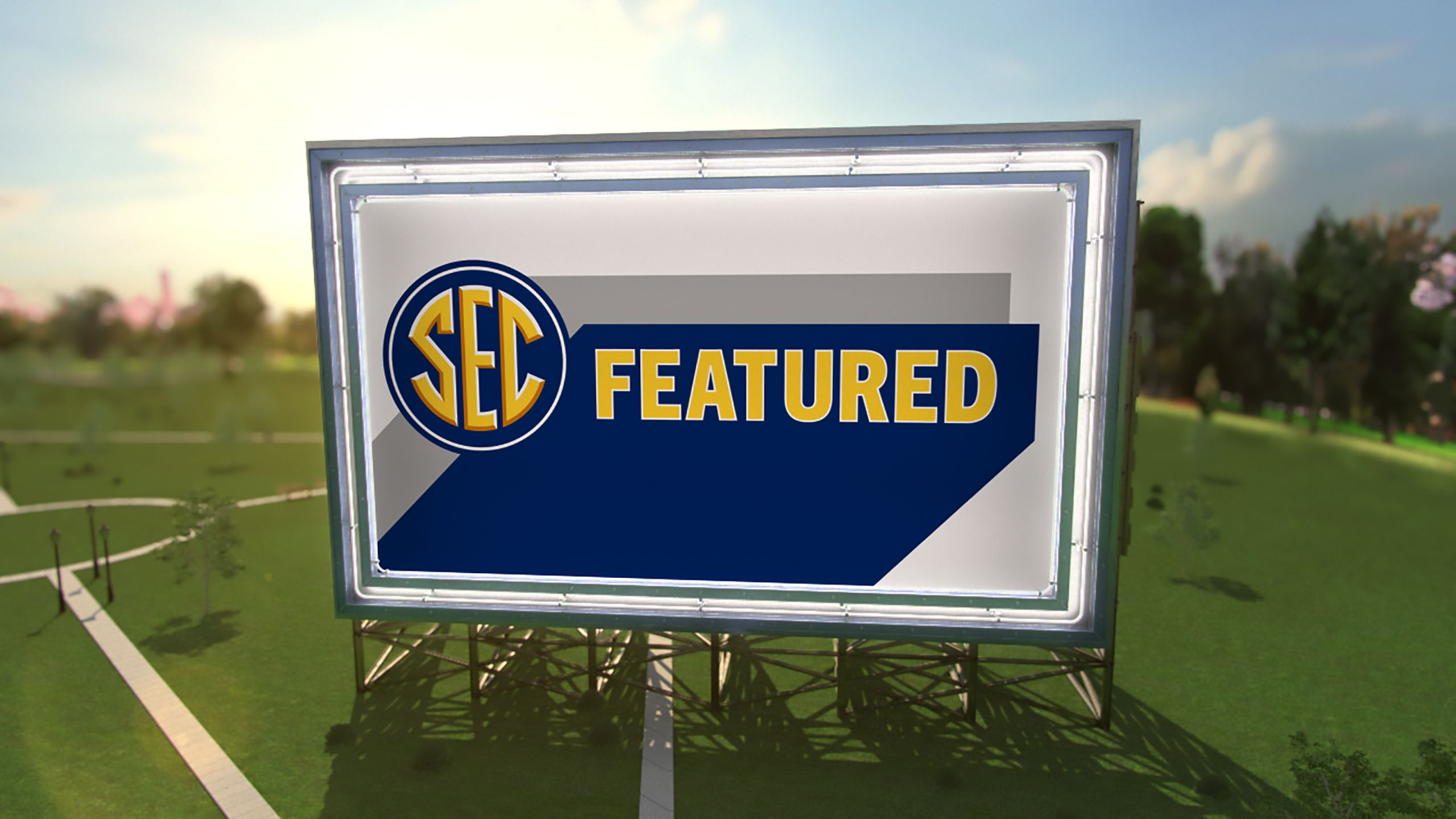 SEC Featured Presented by Belk