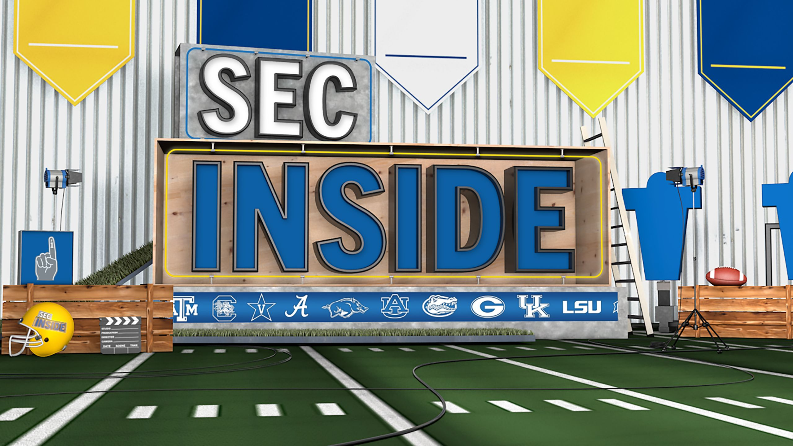 SEC Inside: Michigan vs. Florida Presented by Regions Bank