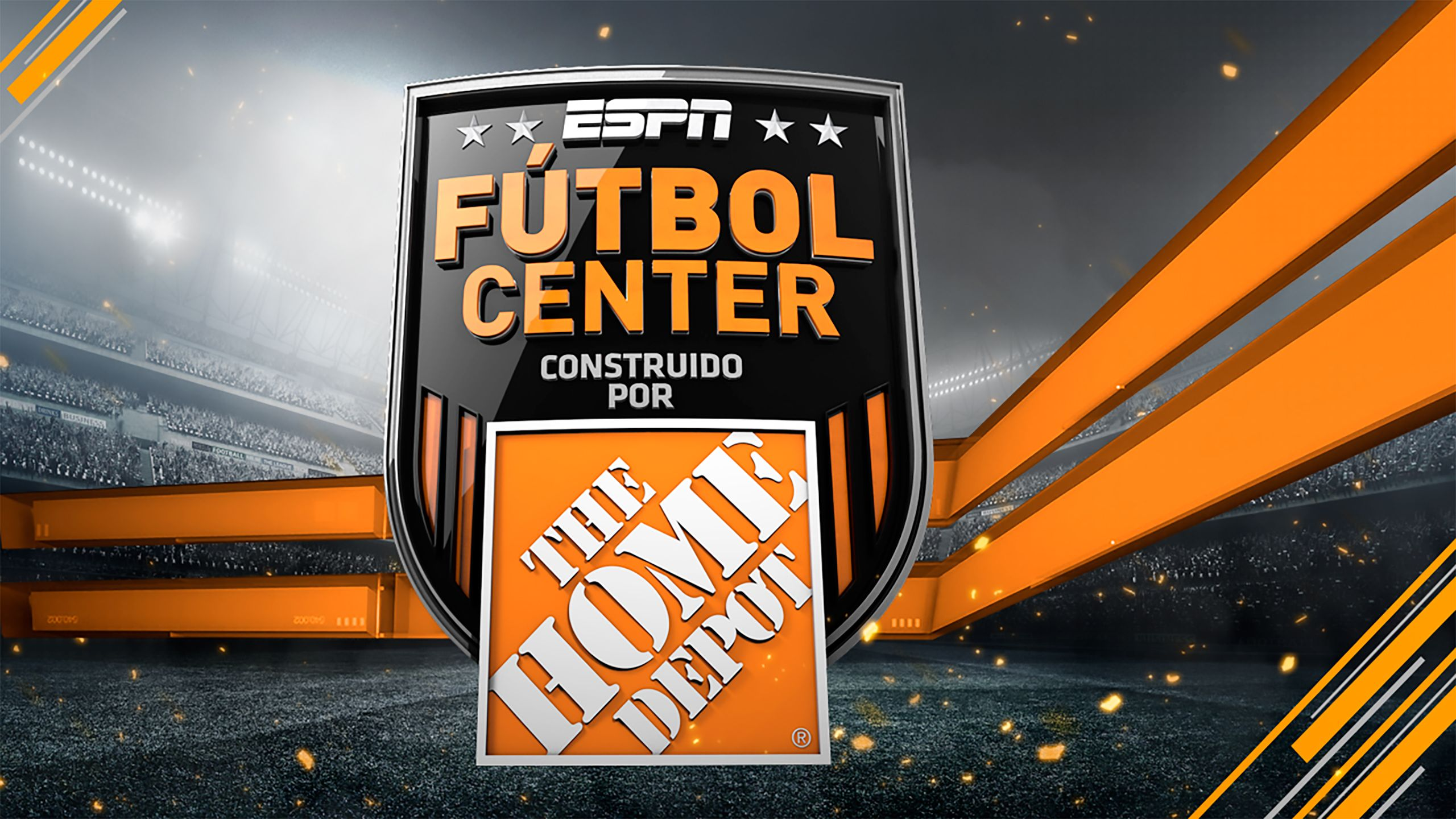 ESPN Fútbol Center: Presentado por Home Depot