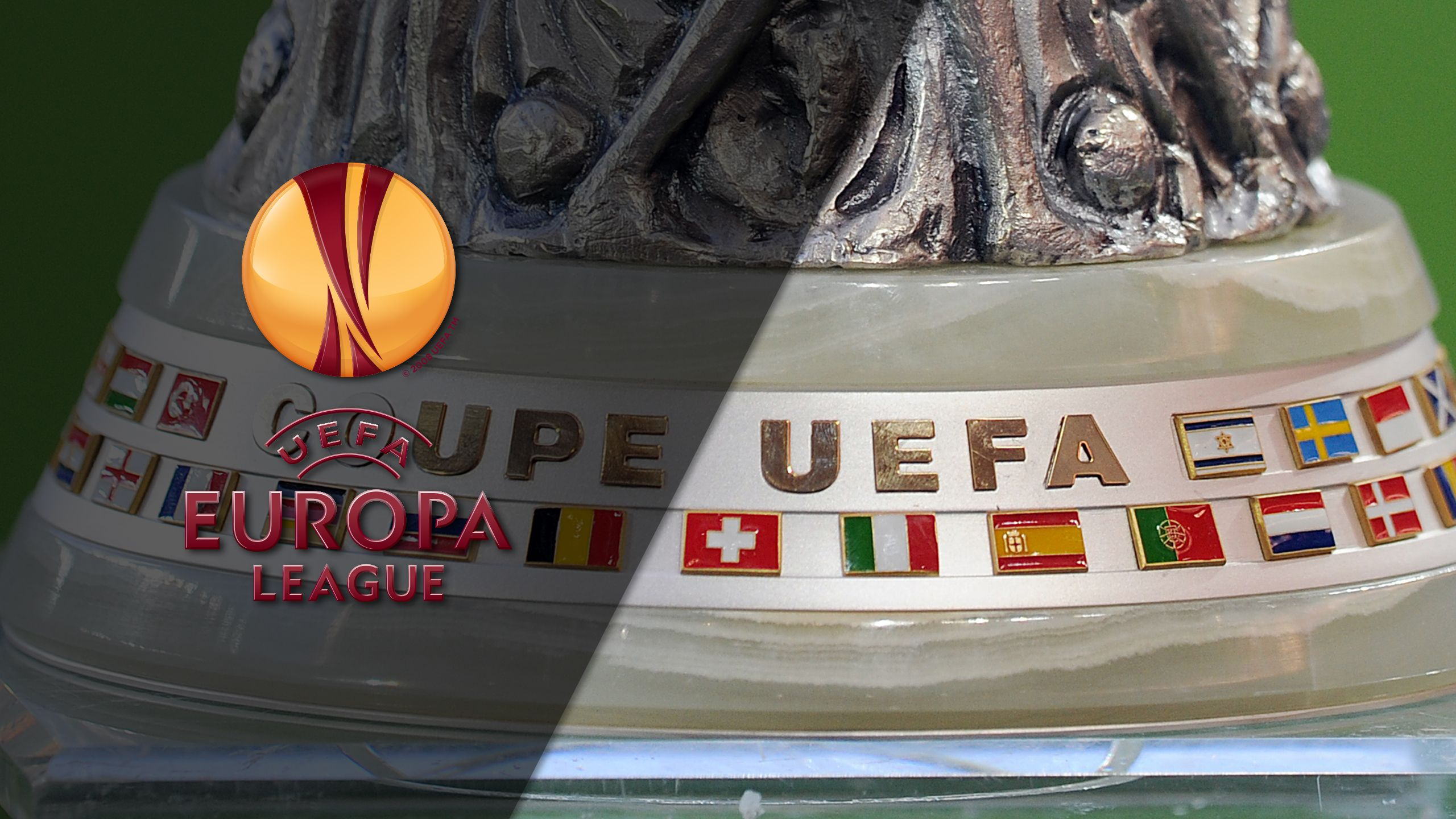 In Spanish - UEFA Europa League Highlights