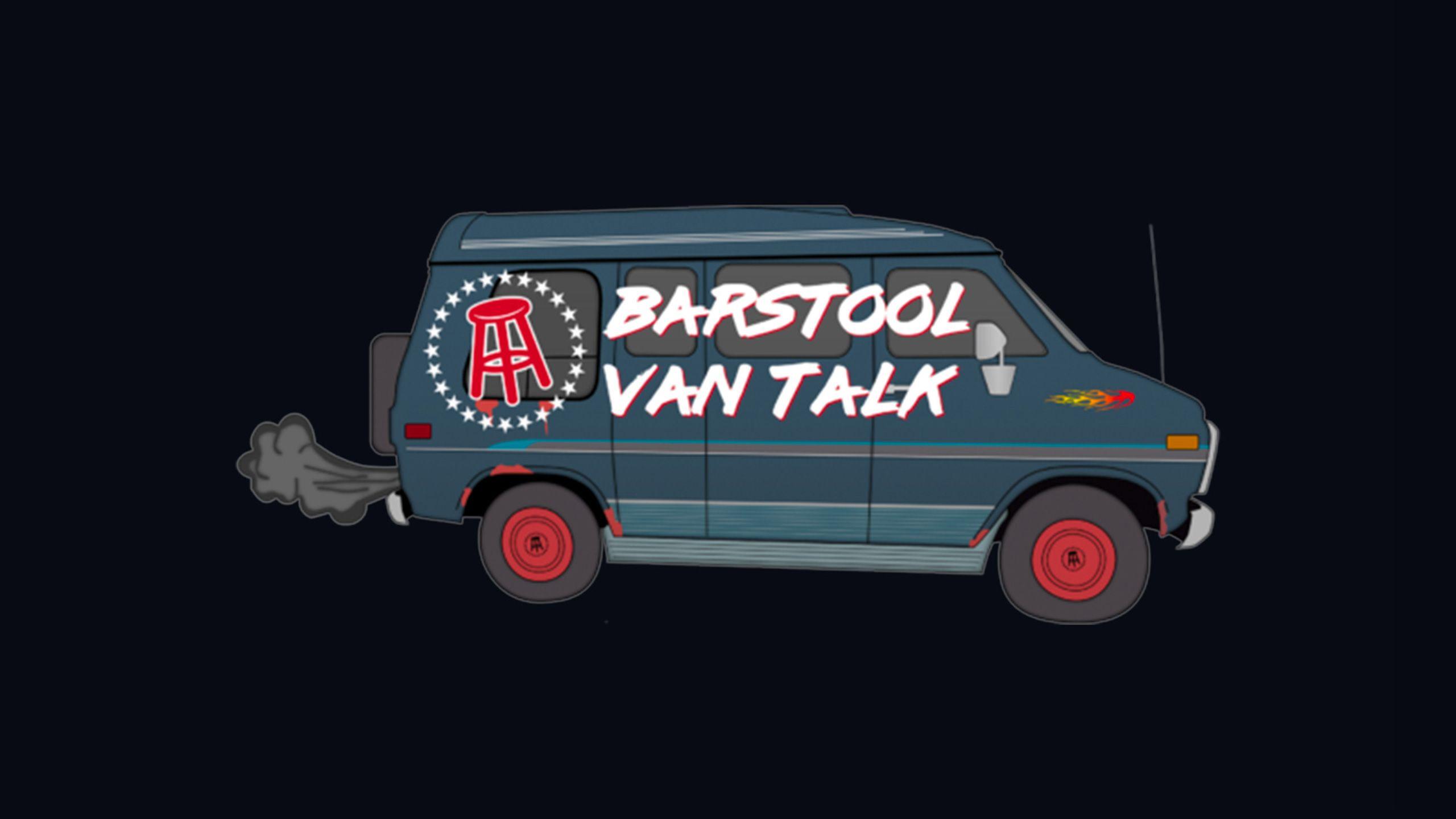 Barstool Van Talk