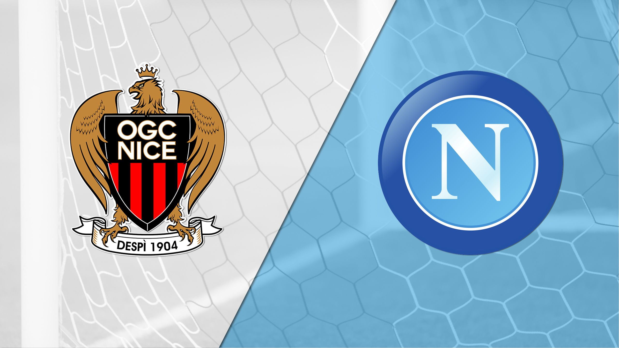 In Spanish - Nice vs. Napoli (Playoffs, 2nd Leg) (UEFA Champions League)