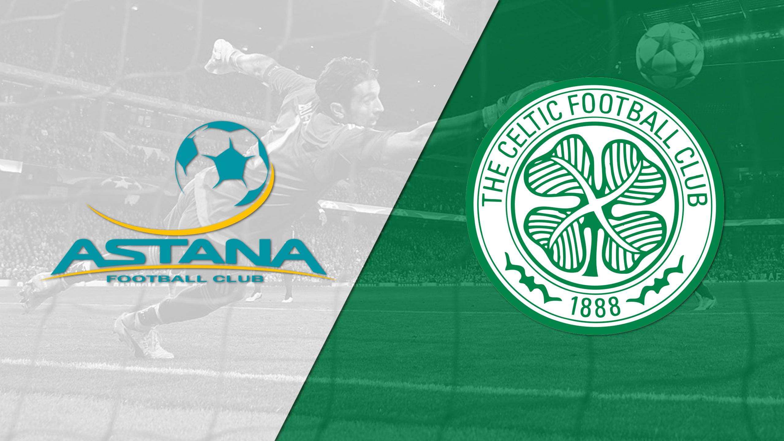 In Spanish - Astana vs. Celtic FC (Playoffs, 2nd Leg) (UEFA Champions League)