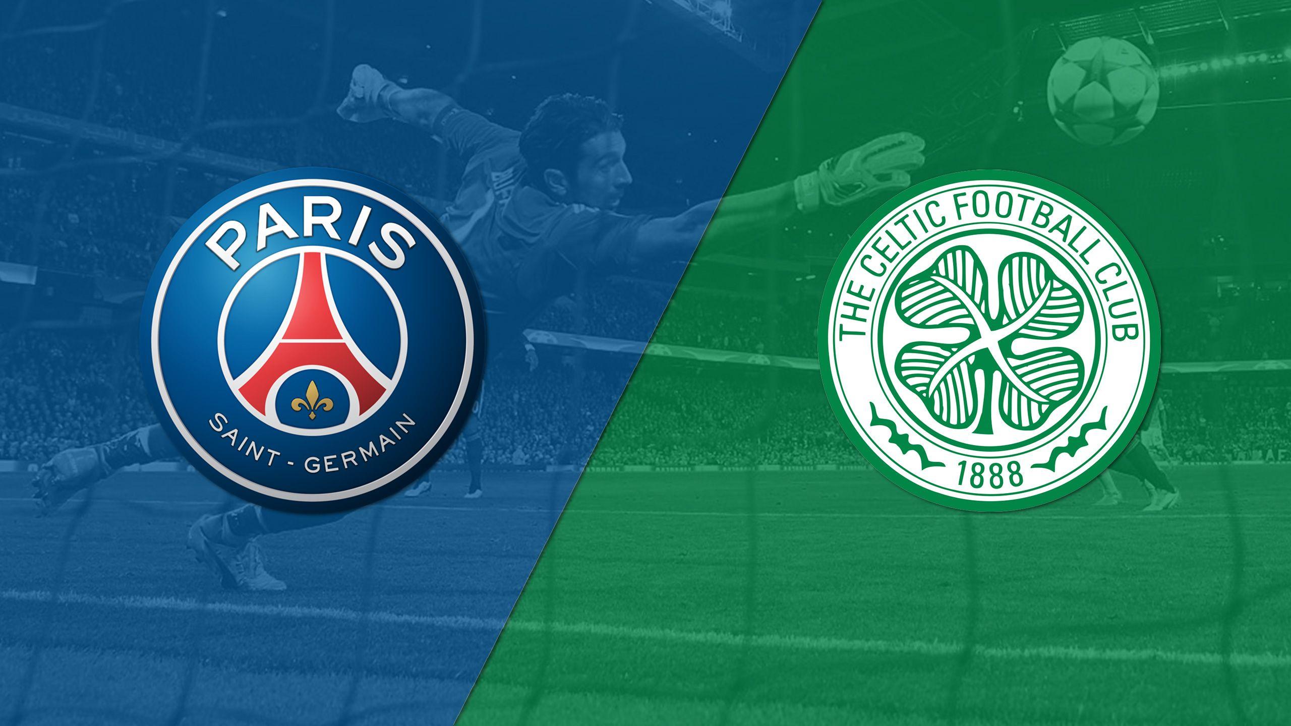 In Spanish - Paris Saint-Germain vs. Celtic (Group Stage #5) (UEFA Champions League)