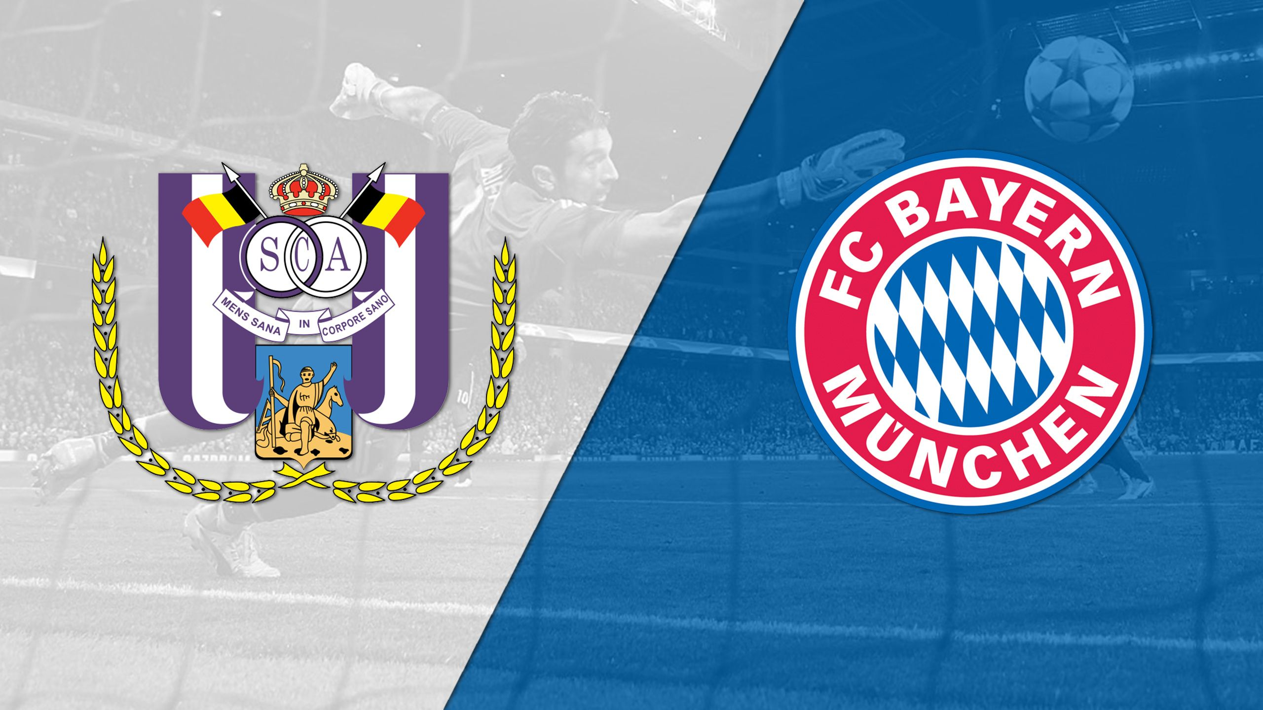In Spanish - Anderlecht vs. Bayern Munich (Group Stage #5) (UEFA Champions League)