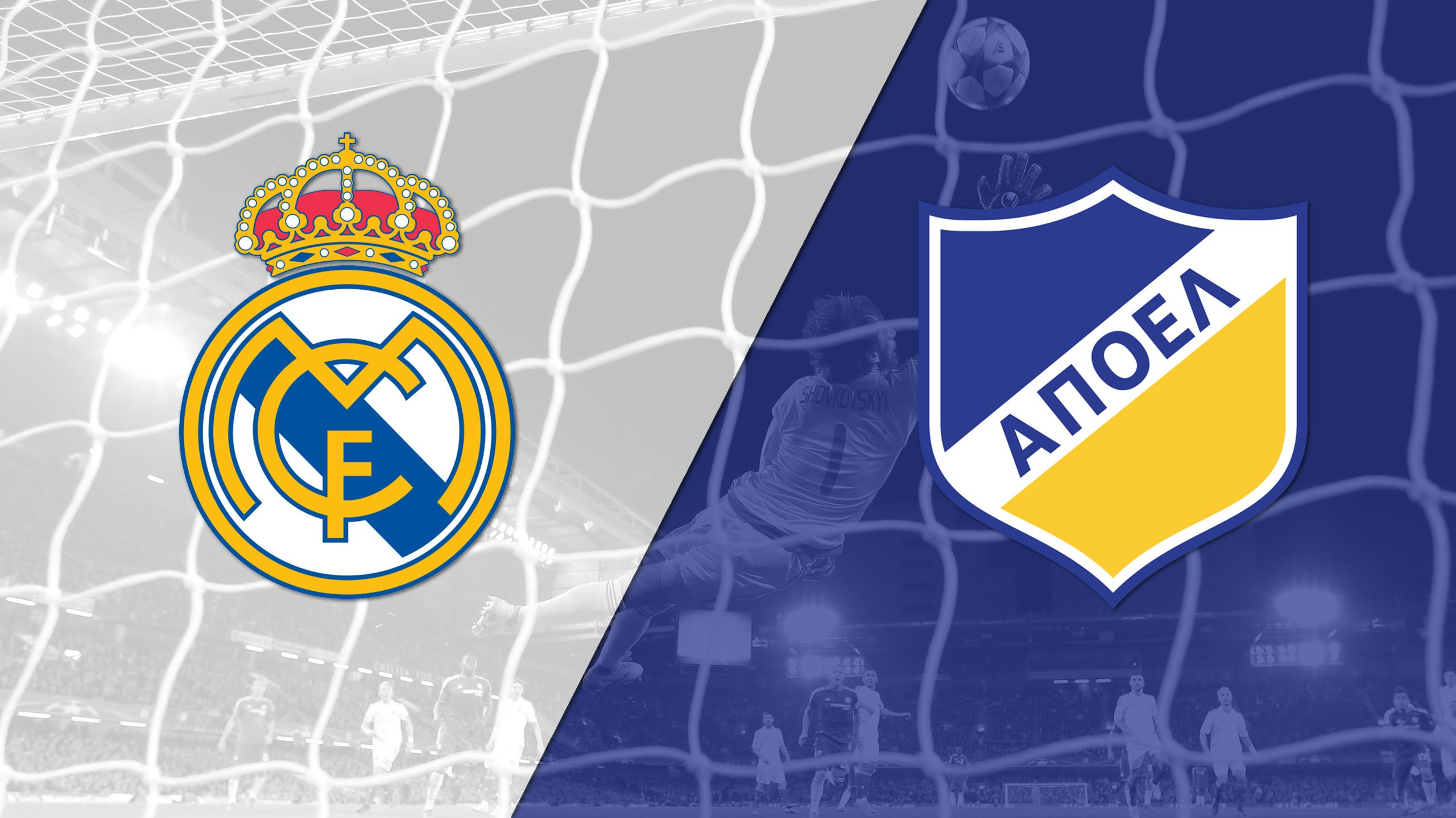 In Spanish - Real Madrid vs. APOEL (Group Stage) (re-air)