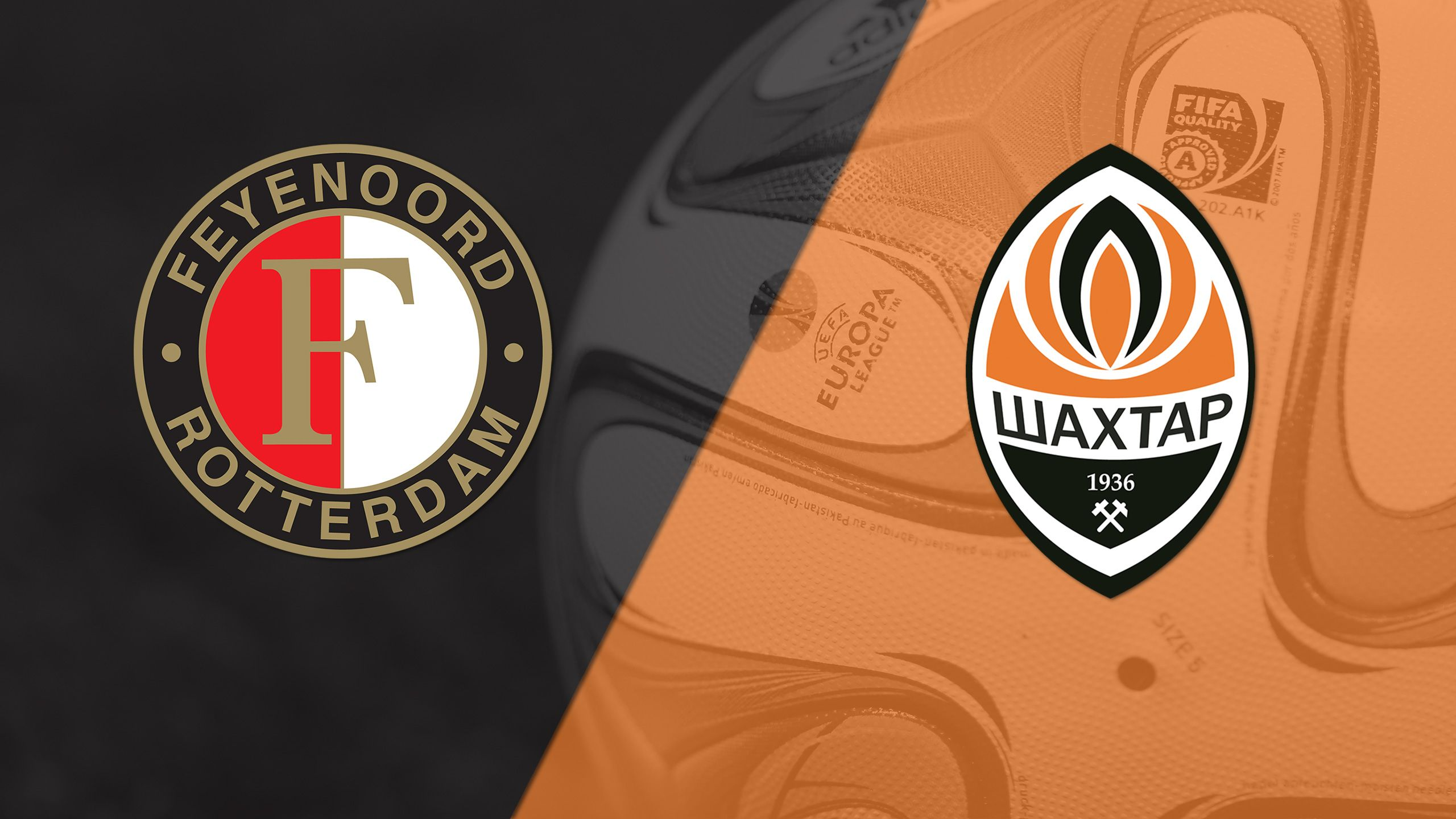 In Spanish - Feyenoord vs. Shakhtar Donetsk (Group Stage #3) (UEFA Champions League) (re-air)