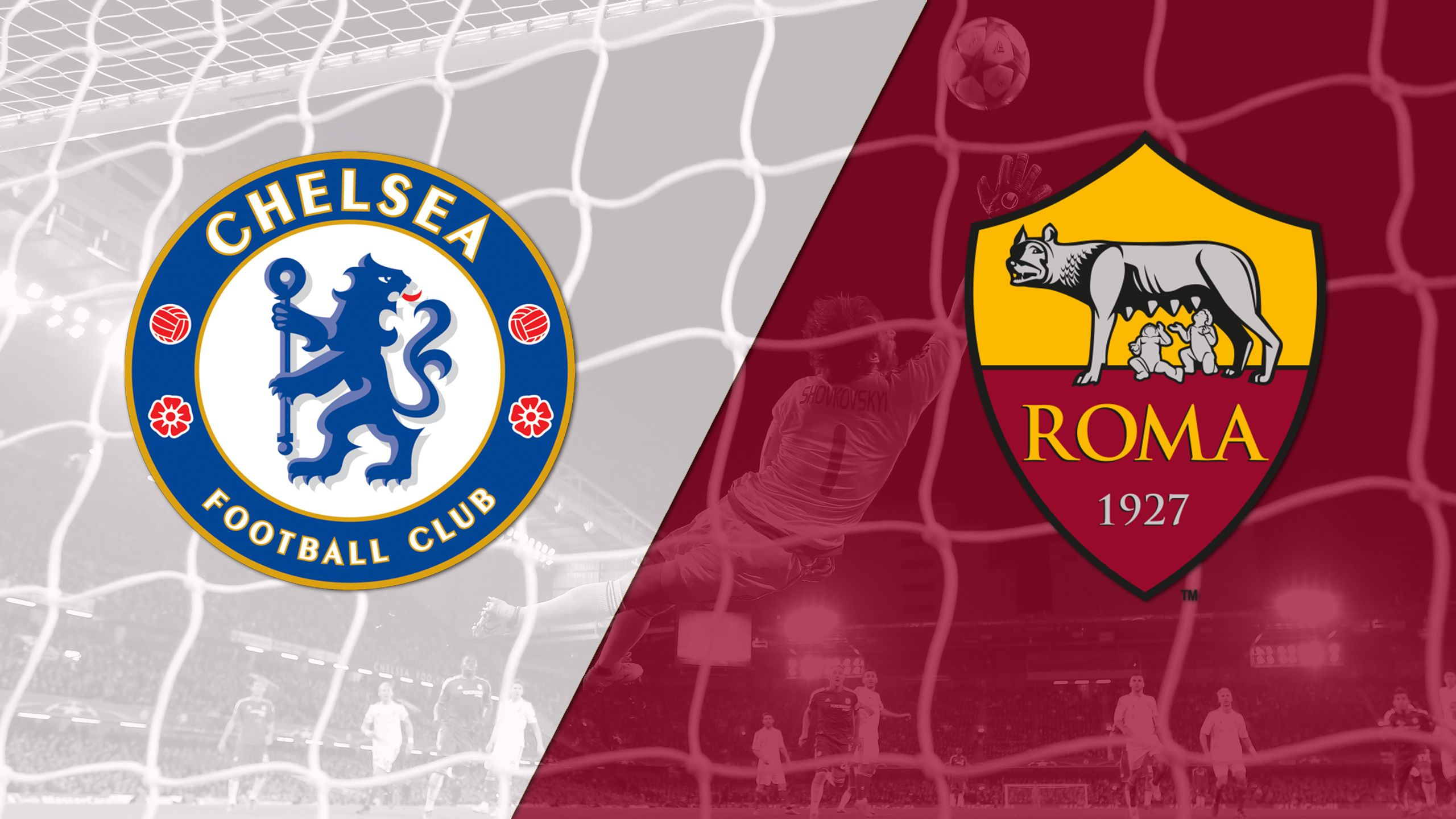 In Spanish - Chelsea vs. AS Roma (Group Stage #3) (UEFA Champions League)