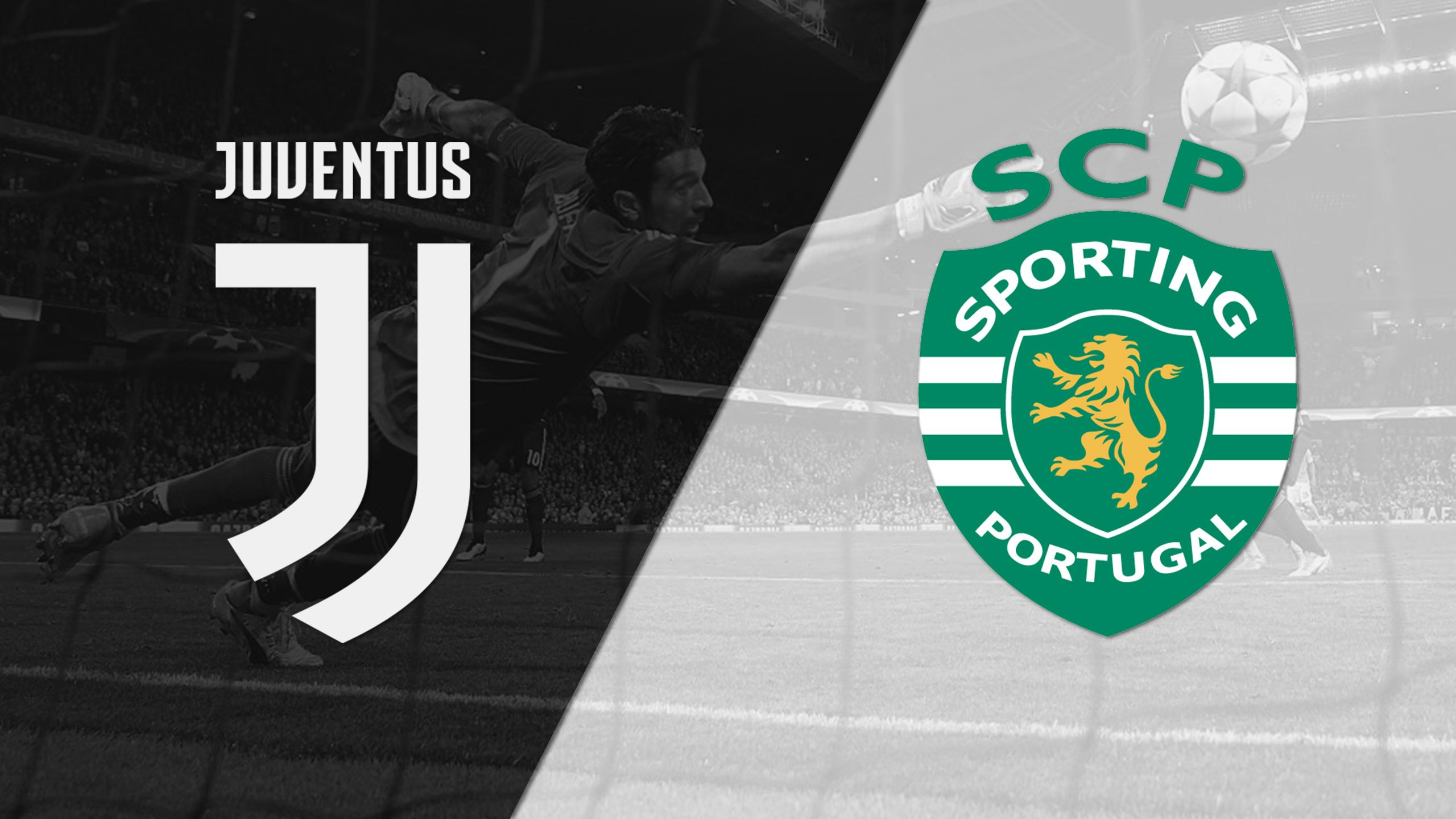 Juventus vs. Sporting Clube de Portugal (Group Stage #3) (UEFA Champions League)