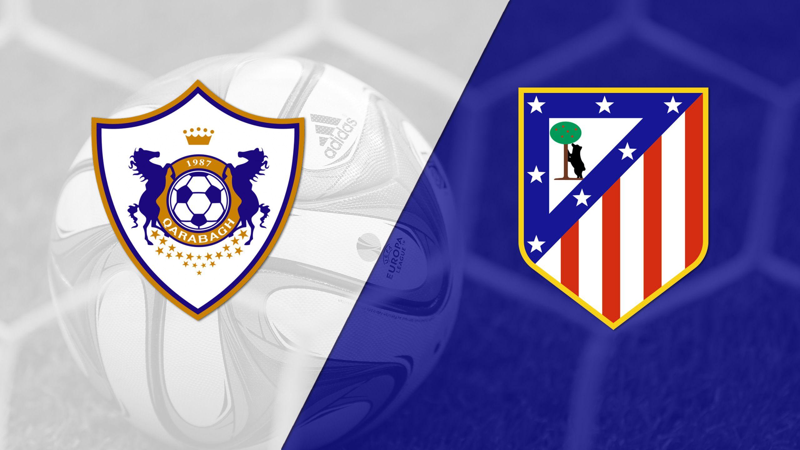 Qarabag vs. Atlético Madrid (Group Stage #3) (UEFA Champions League)