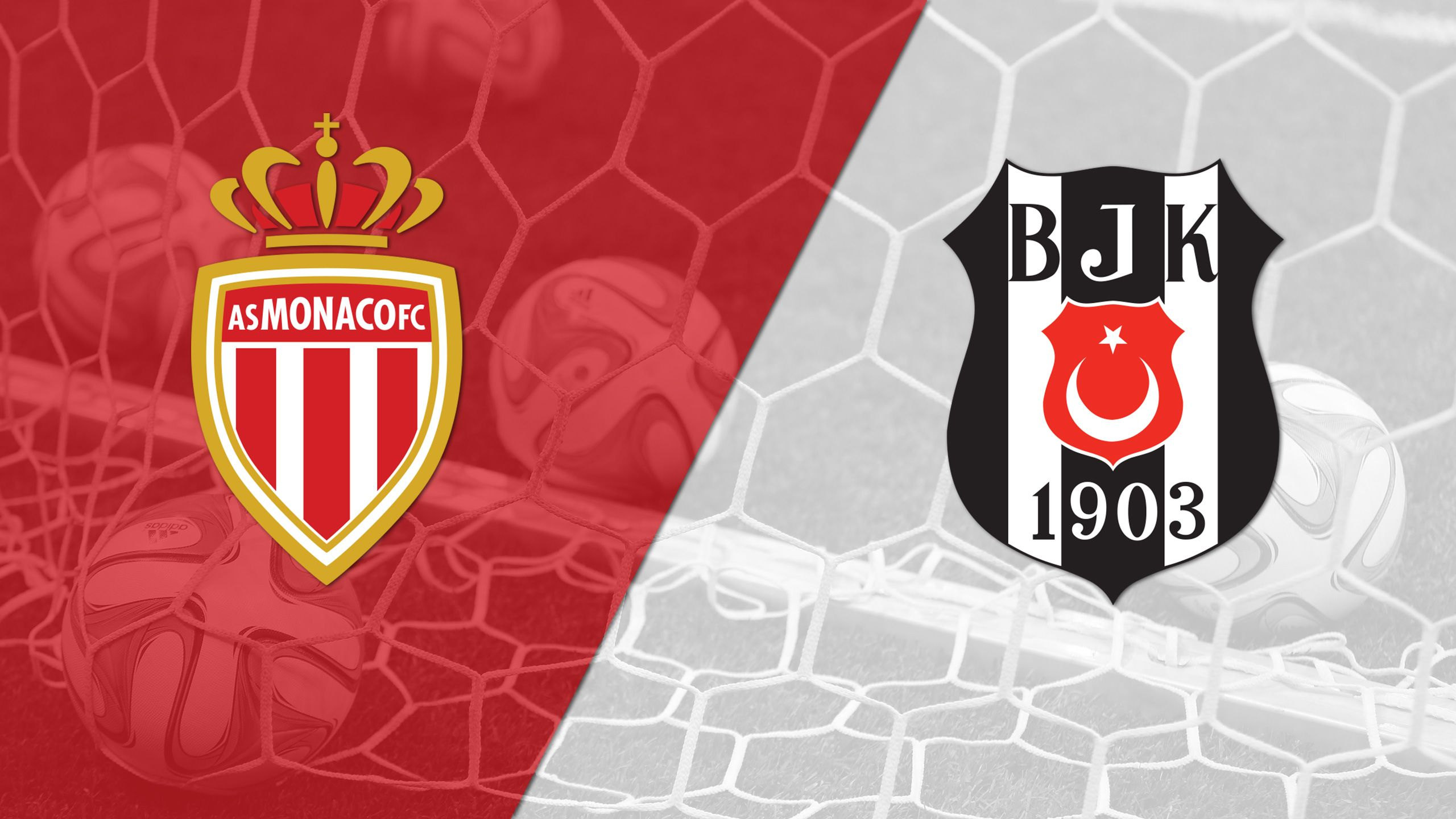 AS Monaco vs. Besiktas (Group Stage #3) (UEFA Champions League)