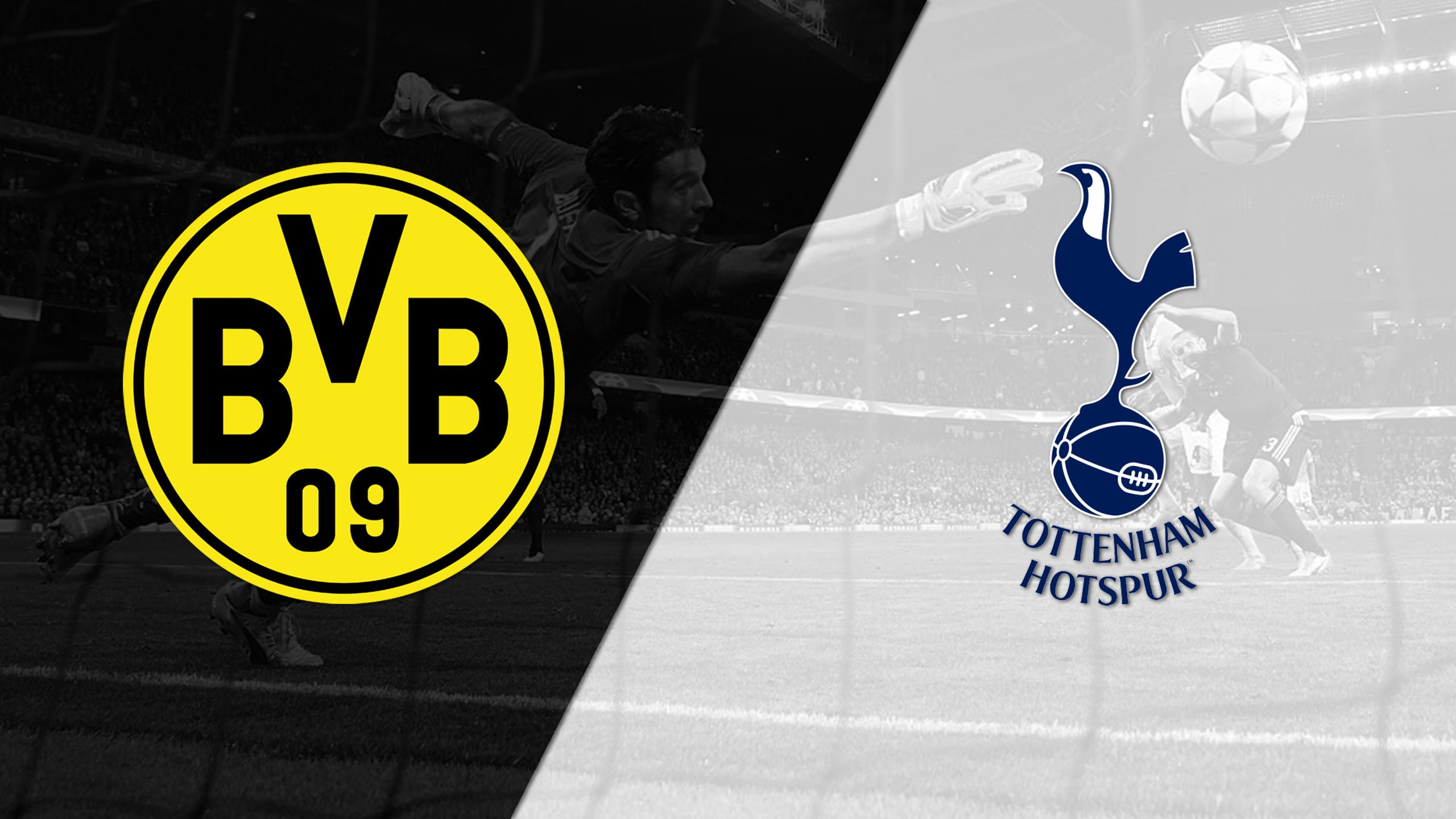 In Spanish - Borussia Dortmund vs. Tottenham Hotspur (Group Stage #5) (UEFA Champions League) (re-air)