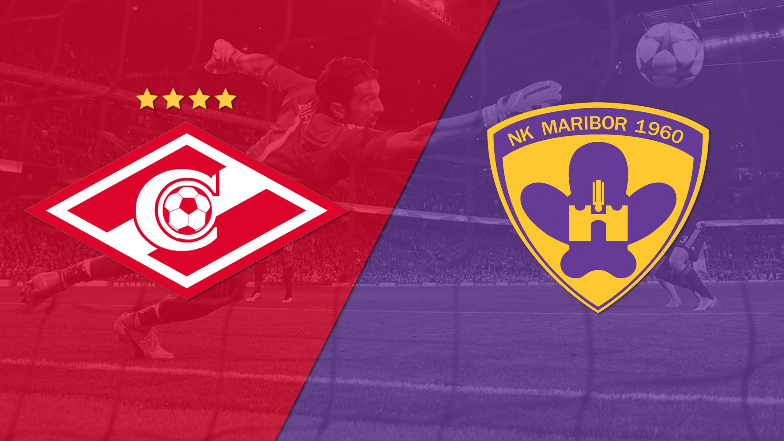 Spartak Moscow vs. NK Maribor (Group Stage #5) (UEFA Champions League)
