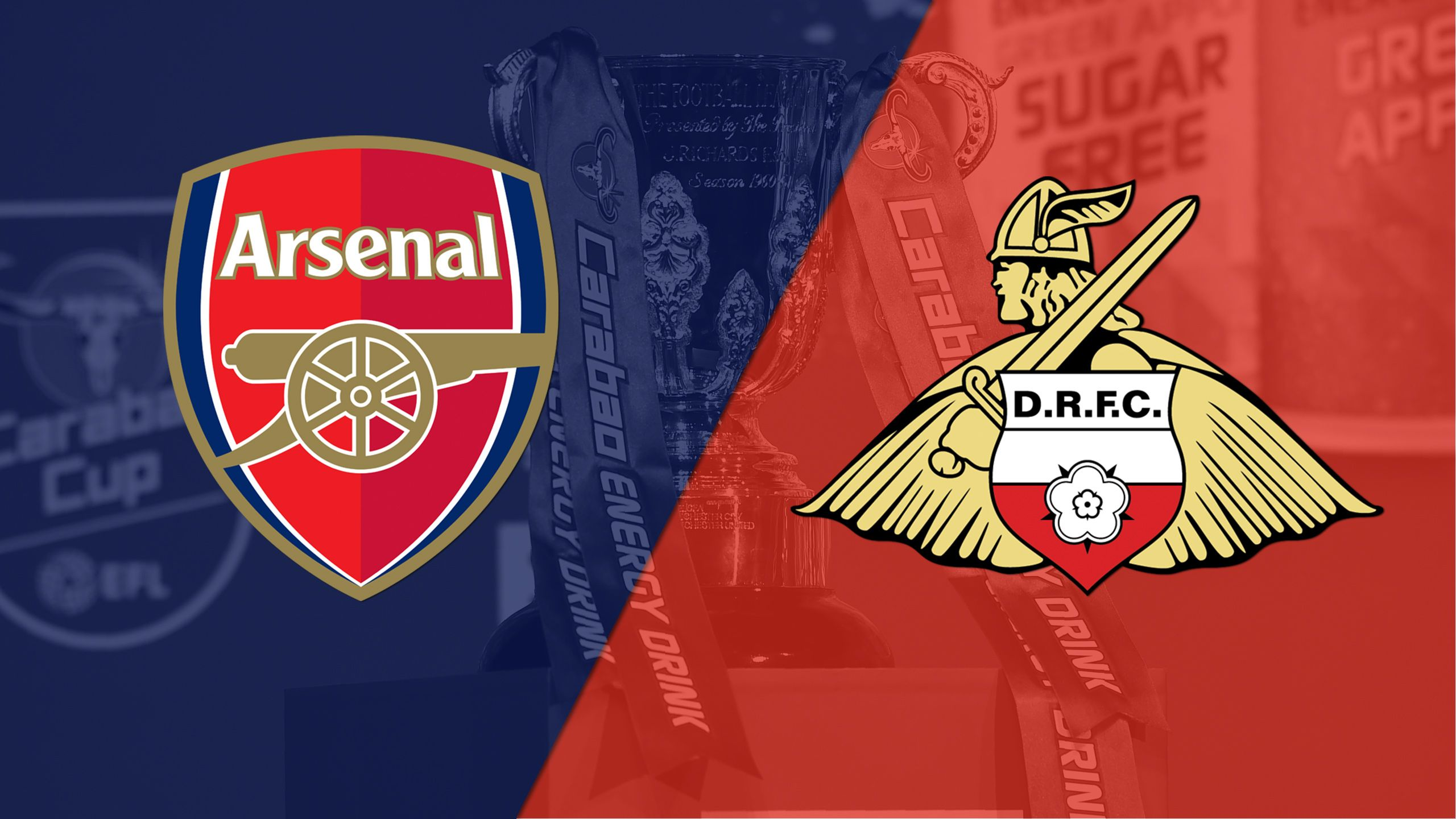 Arsenal vs. Doncaster (Round #3) (Carabao Cup)