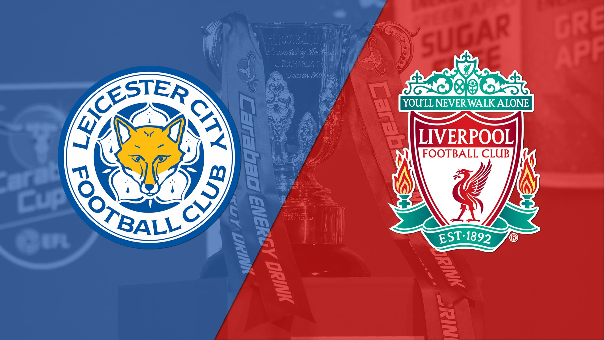 Leicester City vs. Liverpool (Round #3) (Carabao Cup)