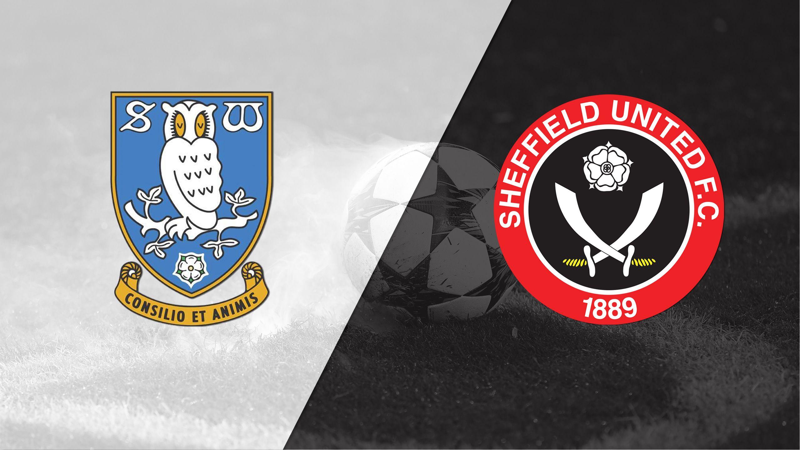 Sheffield Wednesday vs. Sheffield United (English League Championship)
