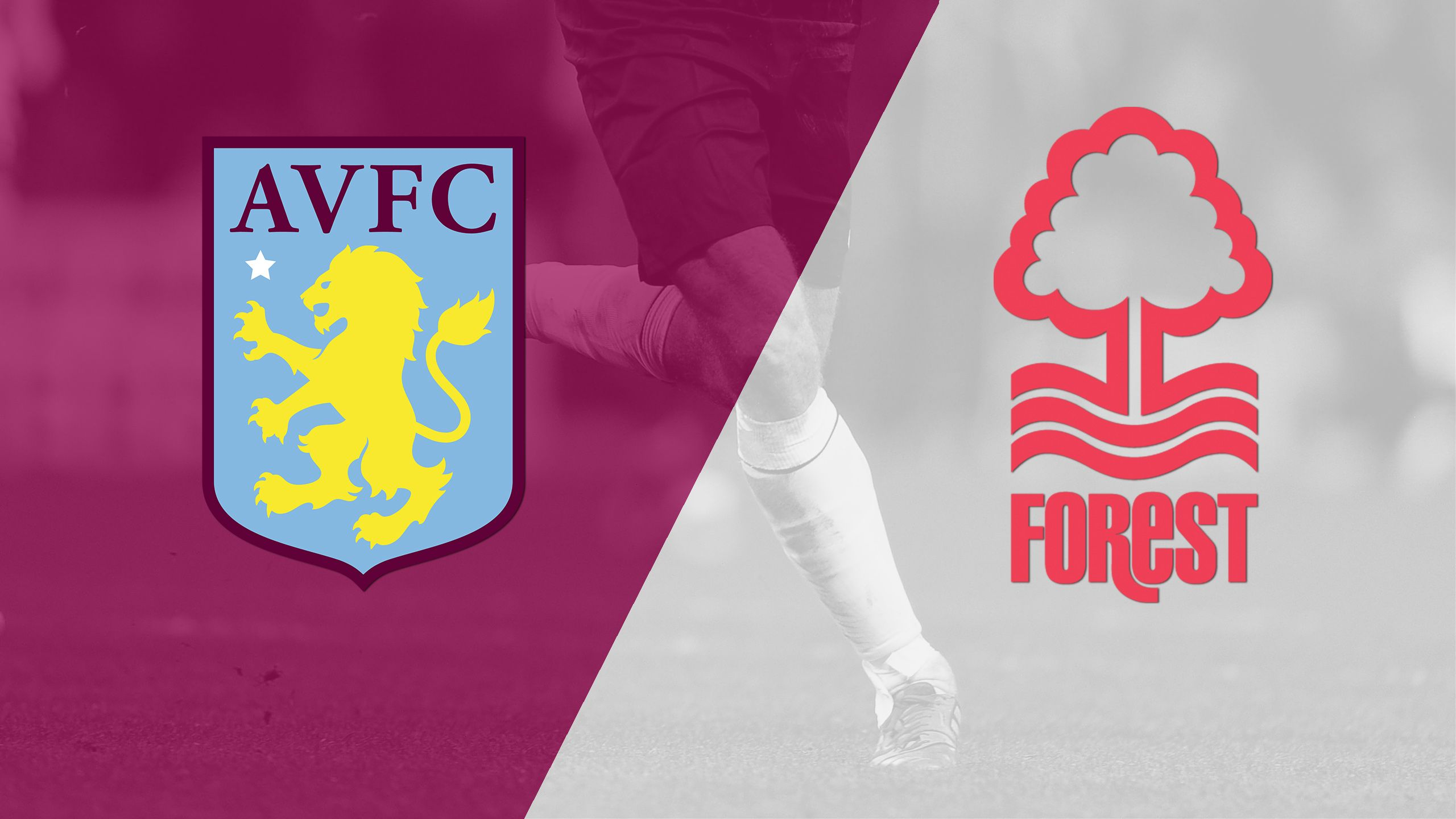 Aston Villa vs. Nottingham Forest (English League Championship)