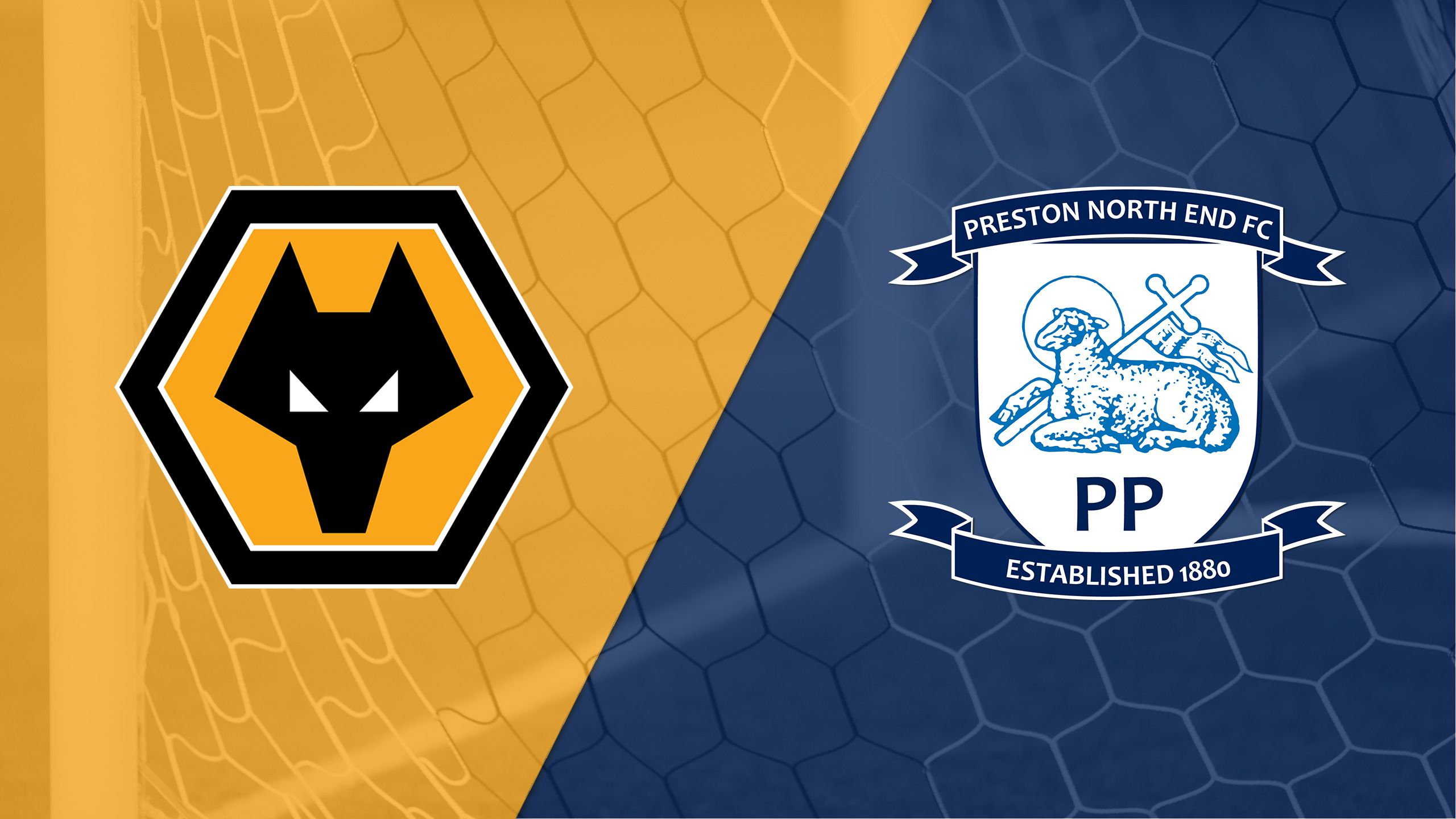 Wolverhampton Wanderers vs. Preston North End (English League Championship)