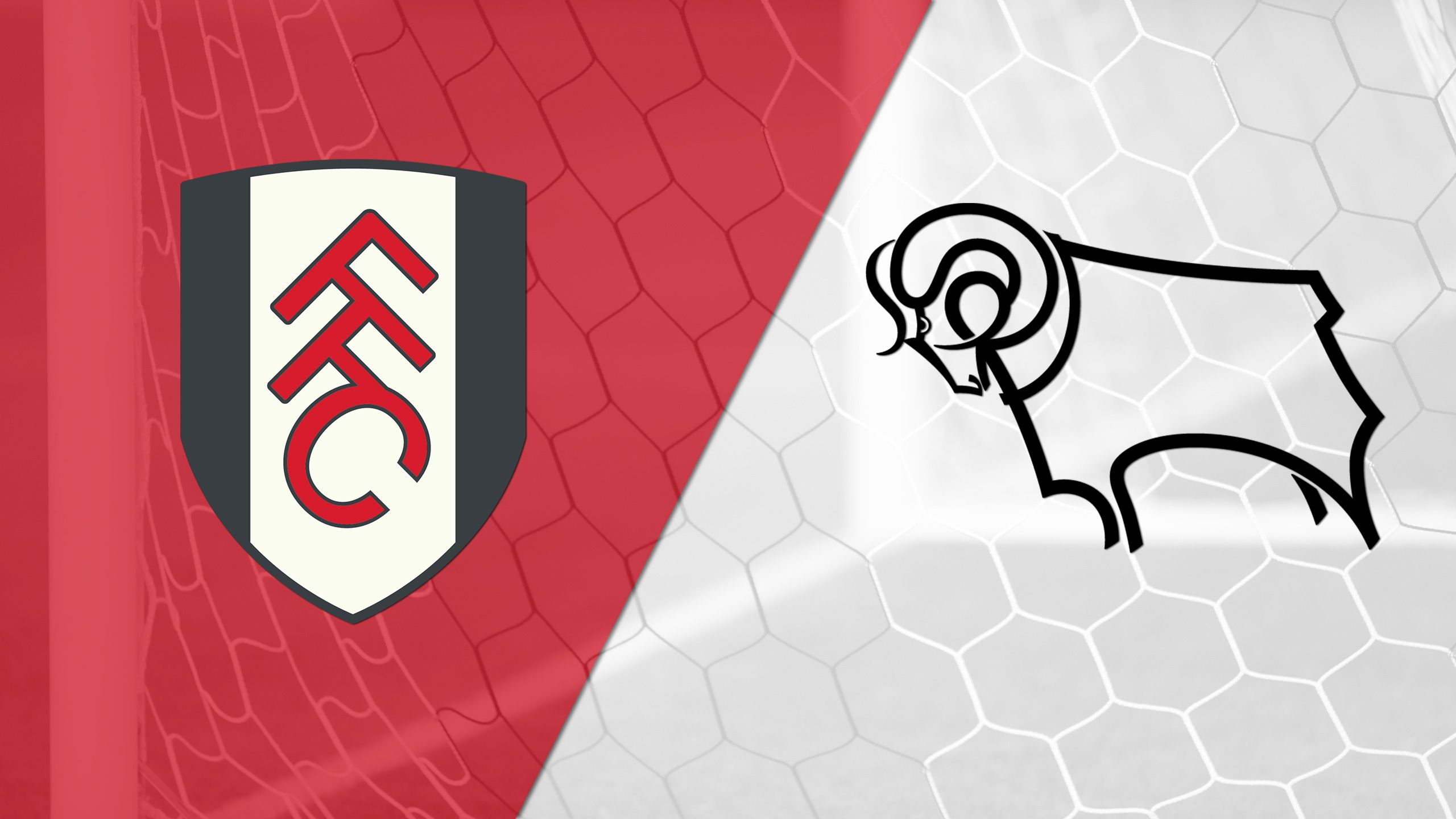 Fulham vs. Derby County (English League Championship)