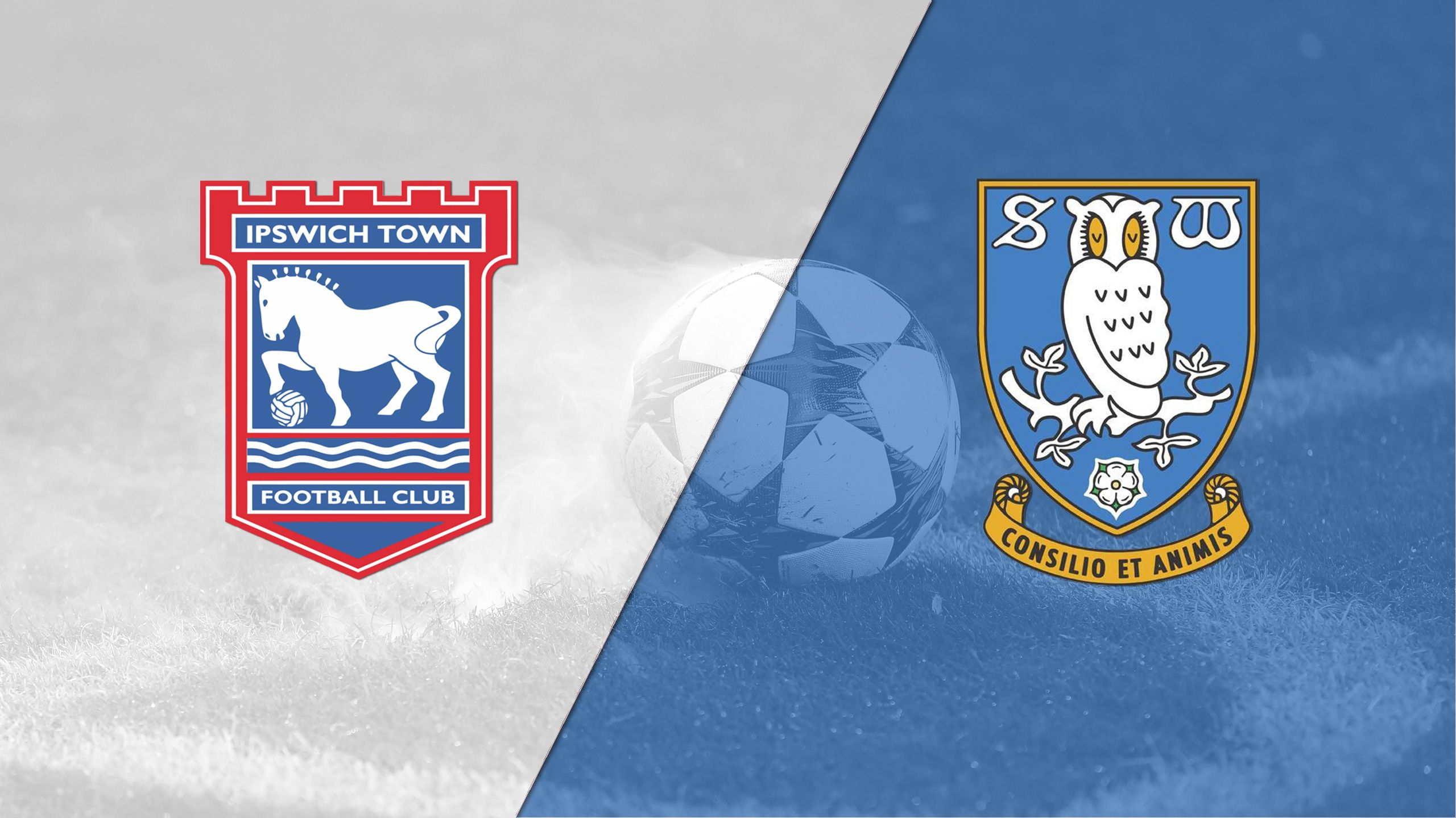Ipswich Town vs. Sheffield Wednesday (English League Championship)