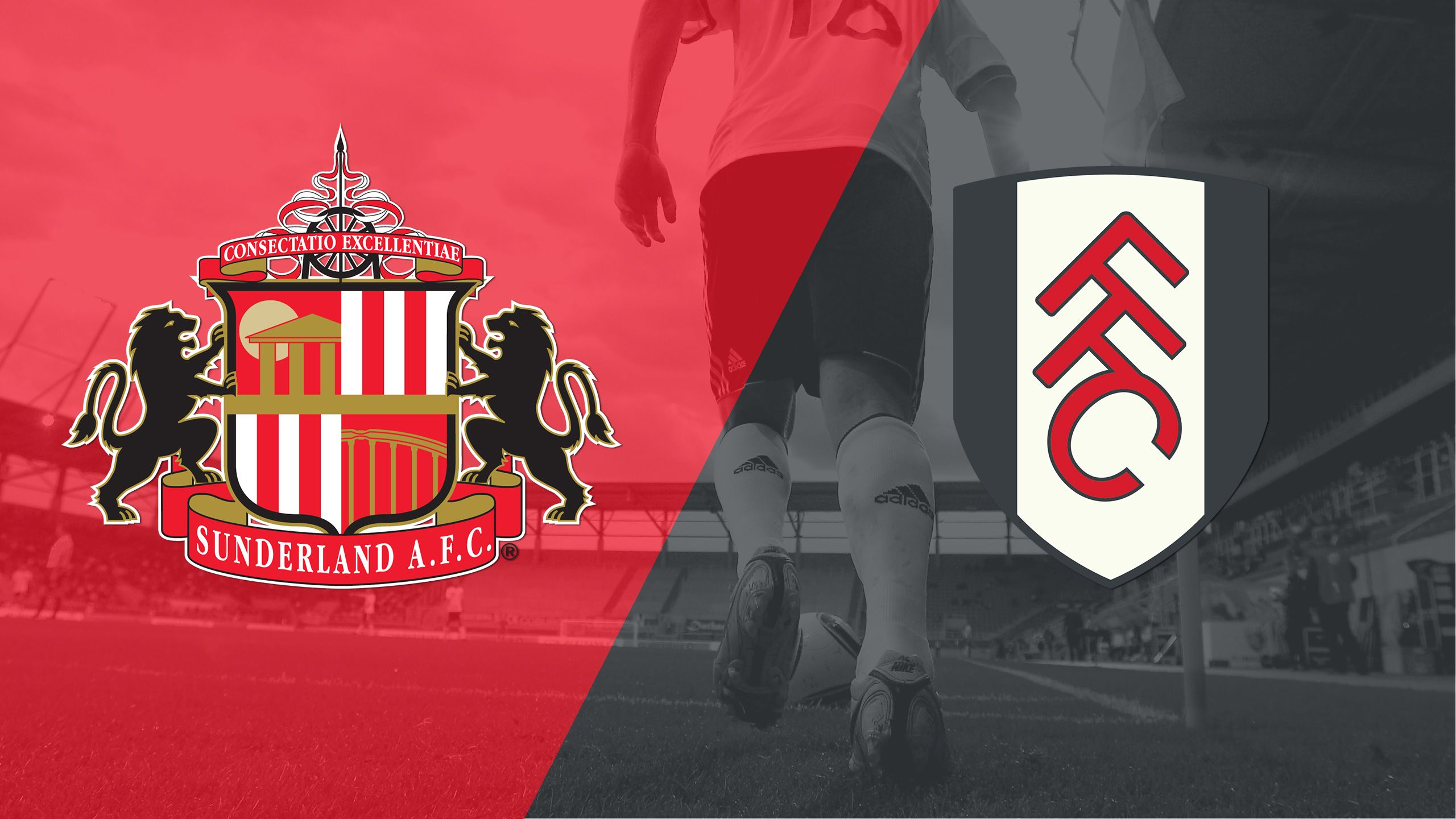 Sunderland vs. Fulham (English League Championship)