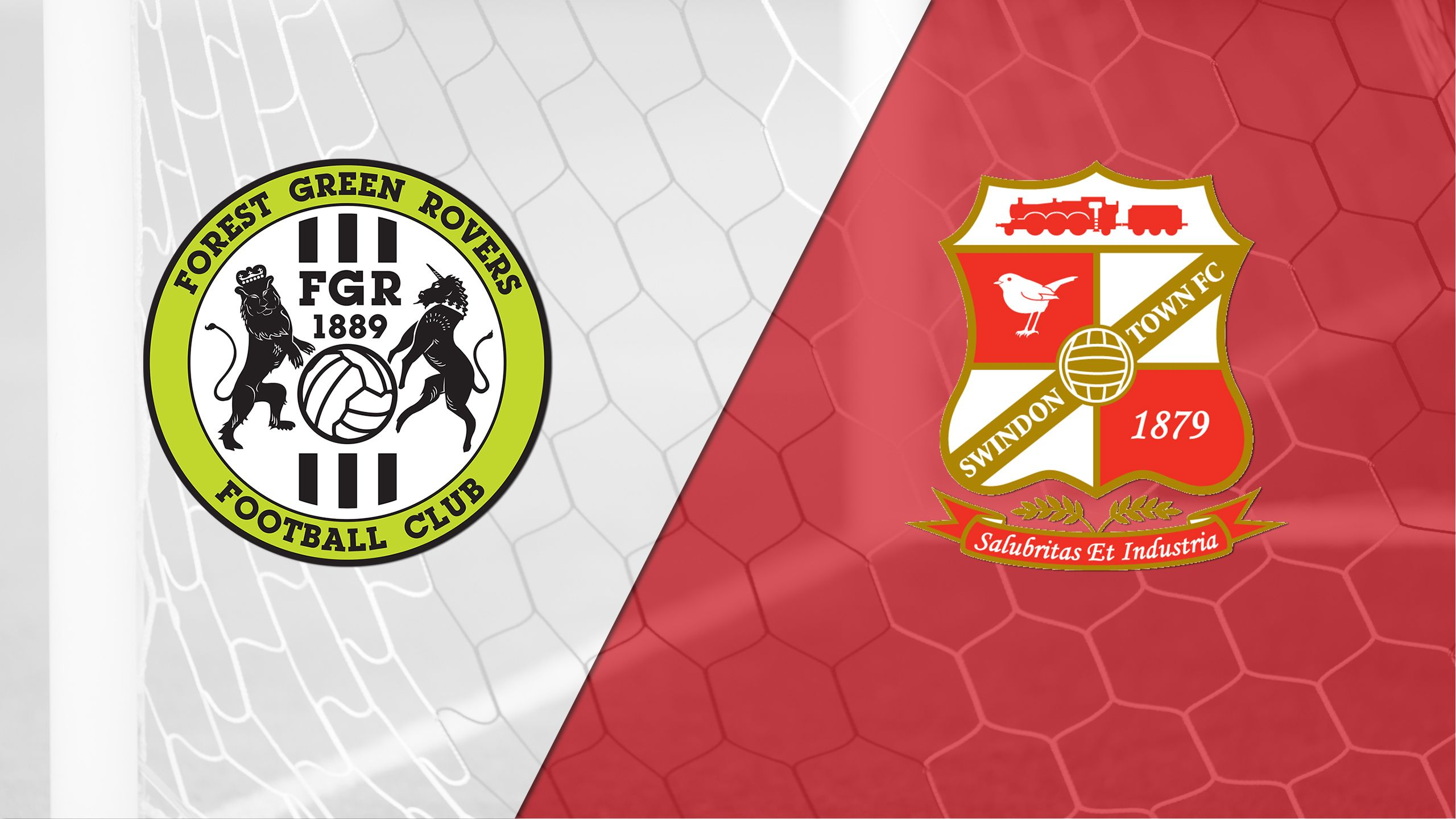 Forest Green Rovers vs. Swindon Town (English League Two)