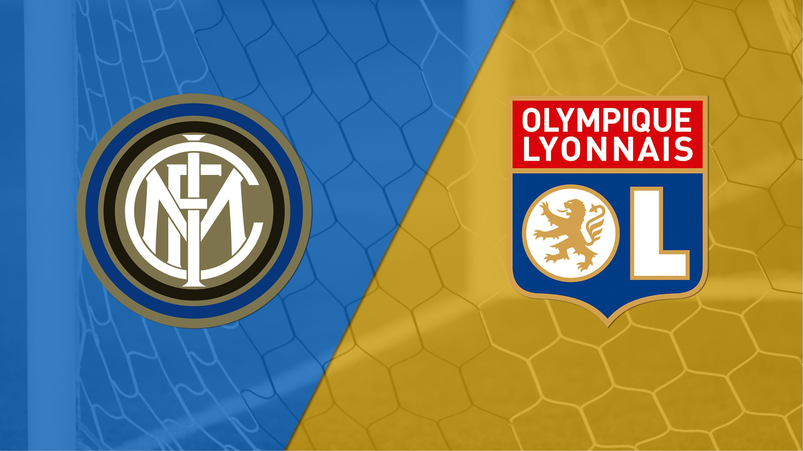Internazionale vs. Olympique Lyonnais (International Champions Cup)