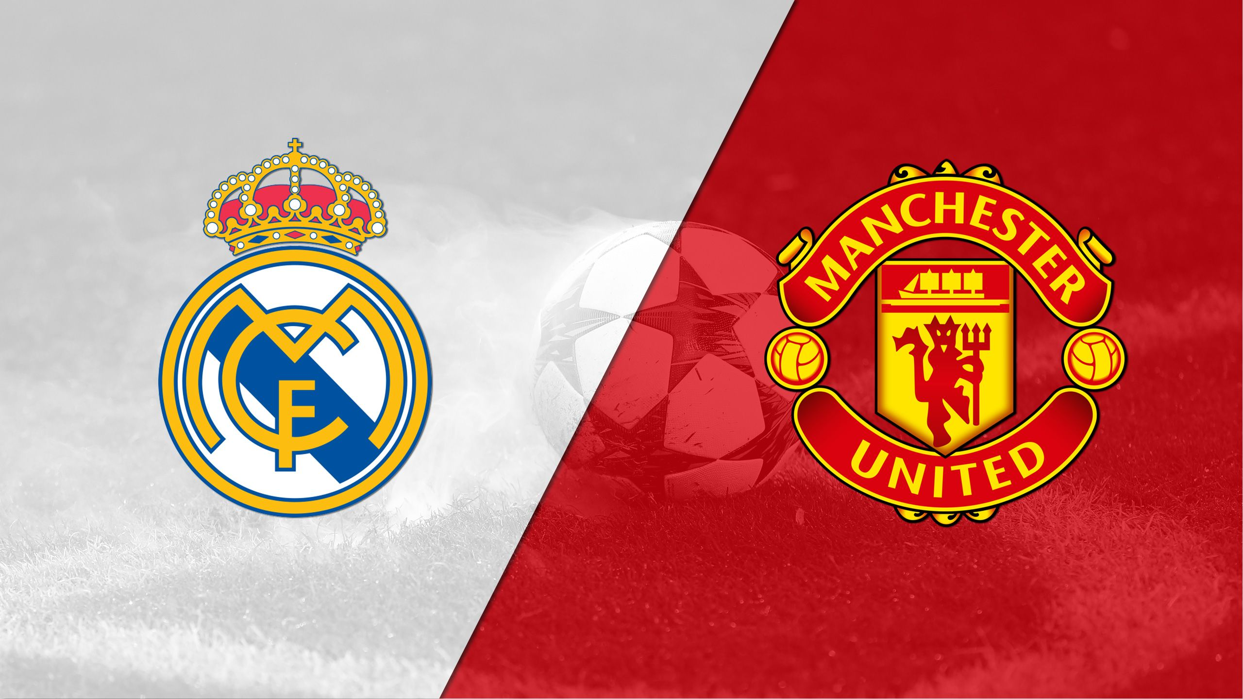 Real Madrid vs. Manchester United (International Champions Cup)
