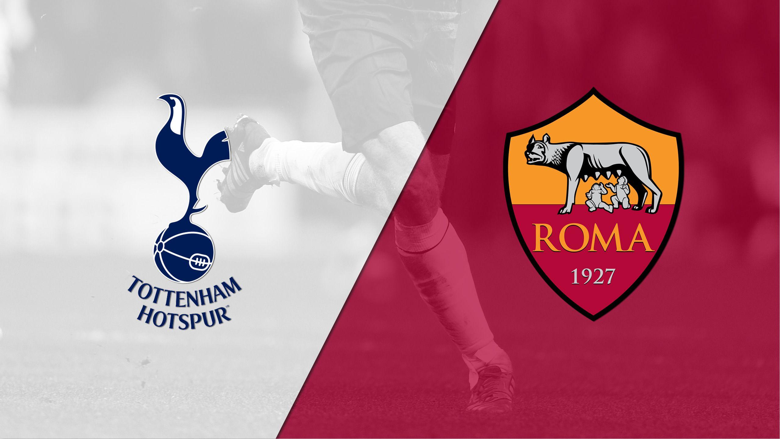 Tottenham Hotspur vs. AS Roma (International Champions Cup)