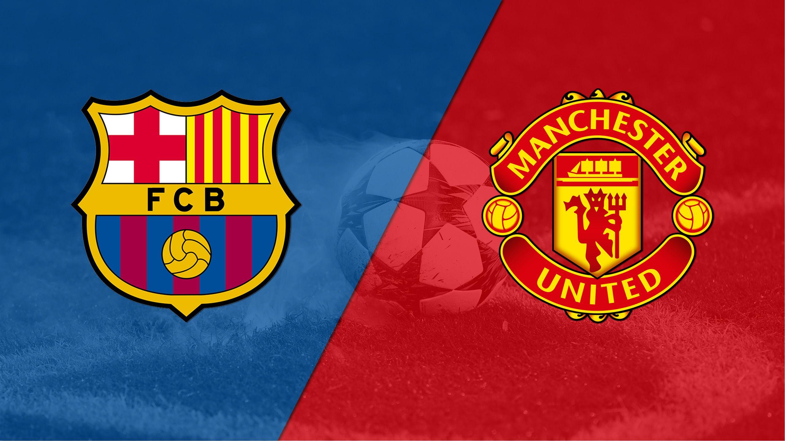 Barcelona vs. Manchester United (International Champions Cup)