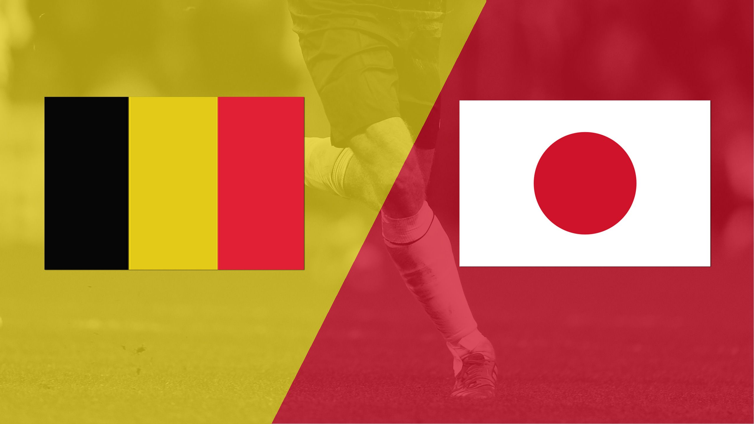 In Spanish - Belgium vs. Japan (International Friendly) (re-air)